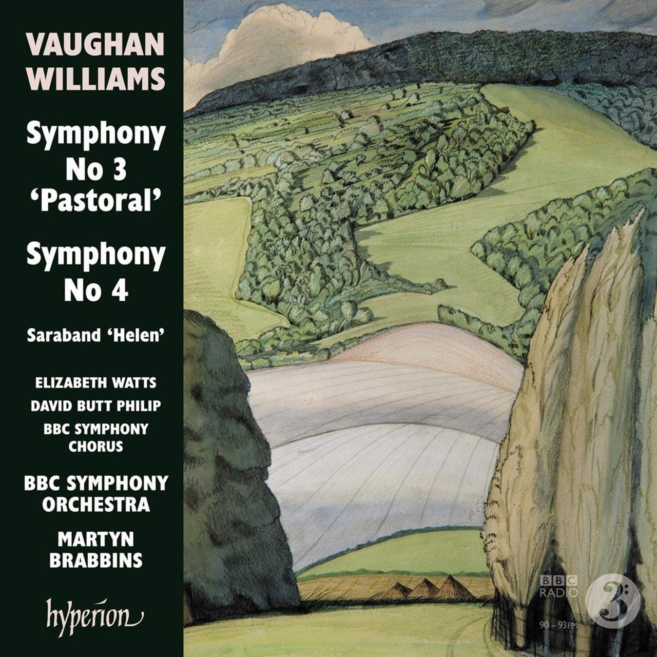 Vaughan Williams: Symphony No. 3 'Pastoral'/Symphony No. 4 - 1