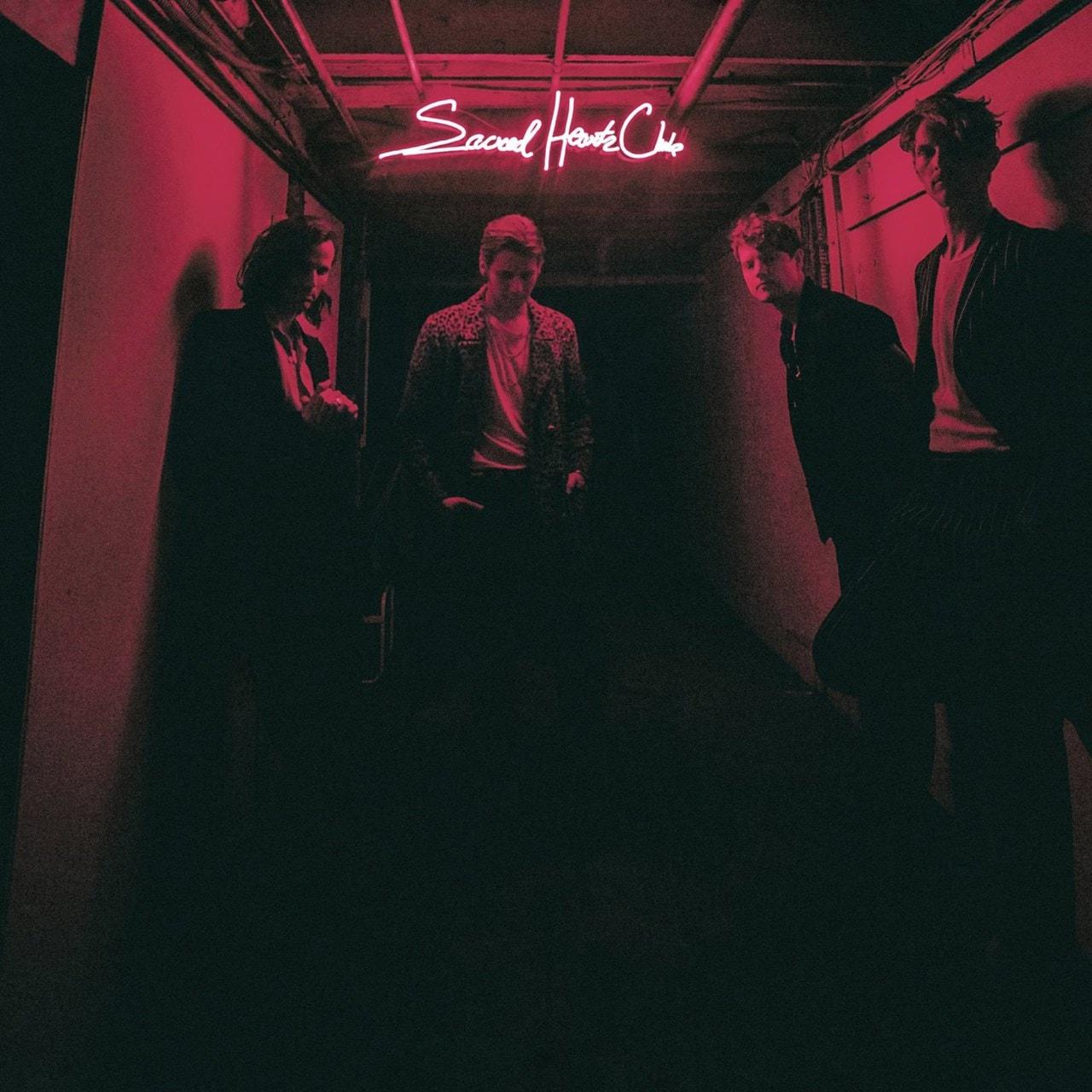 Sacred Hearts Club - 1