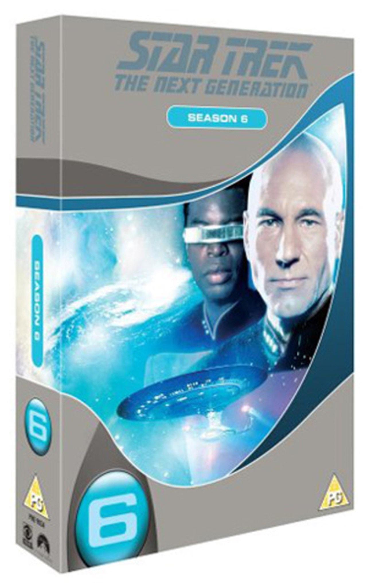 Star Trek the Next Generation: The Complete Season 6 - 1