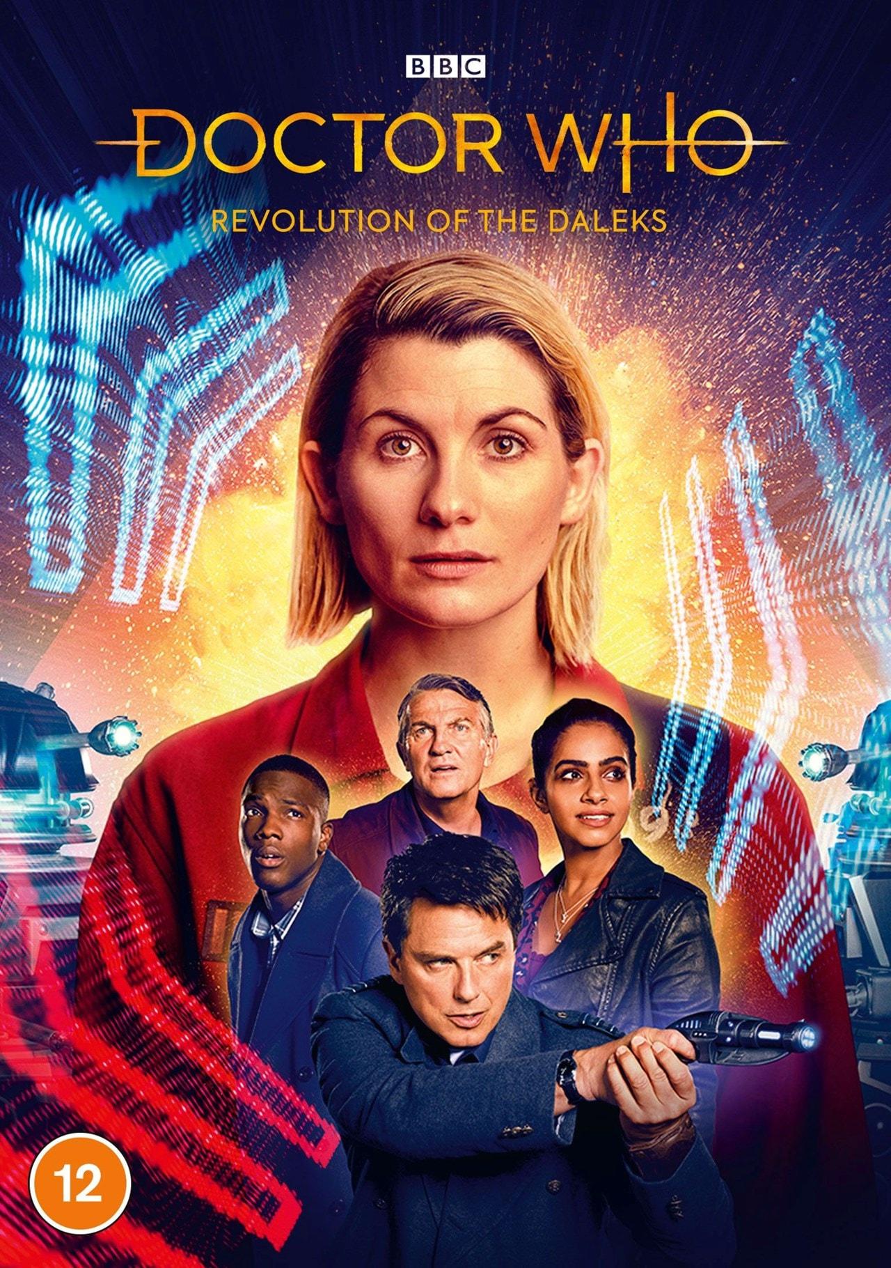 Doctor Who: Revolution of the Daleks - 1