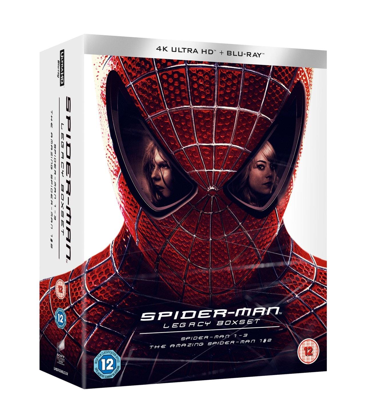Spider-man Legacy - 3