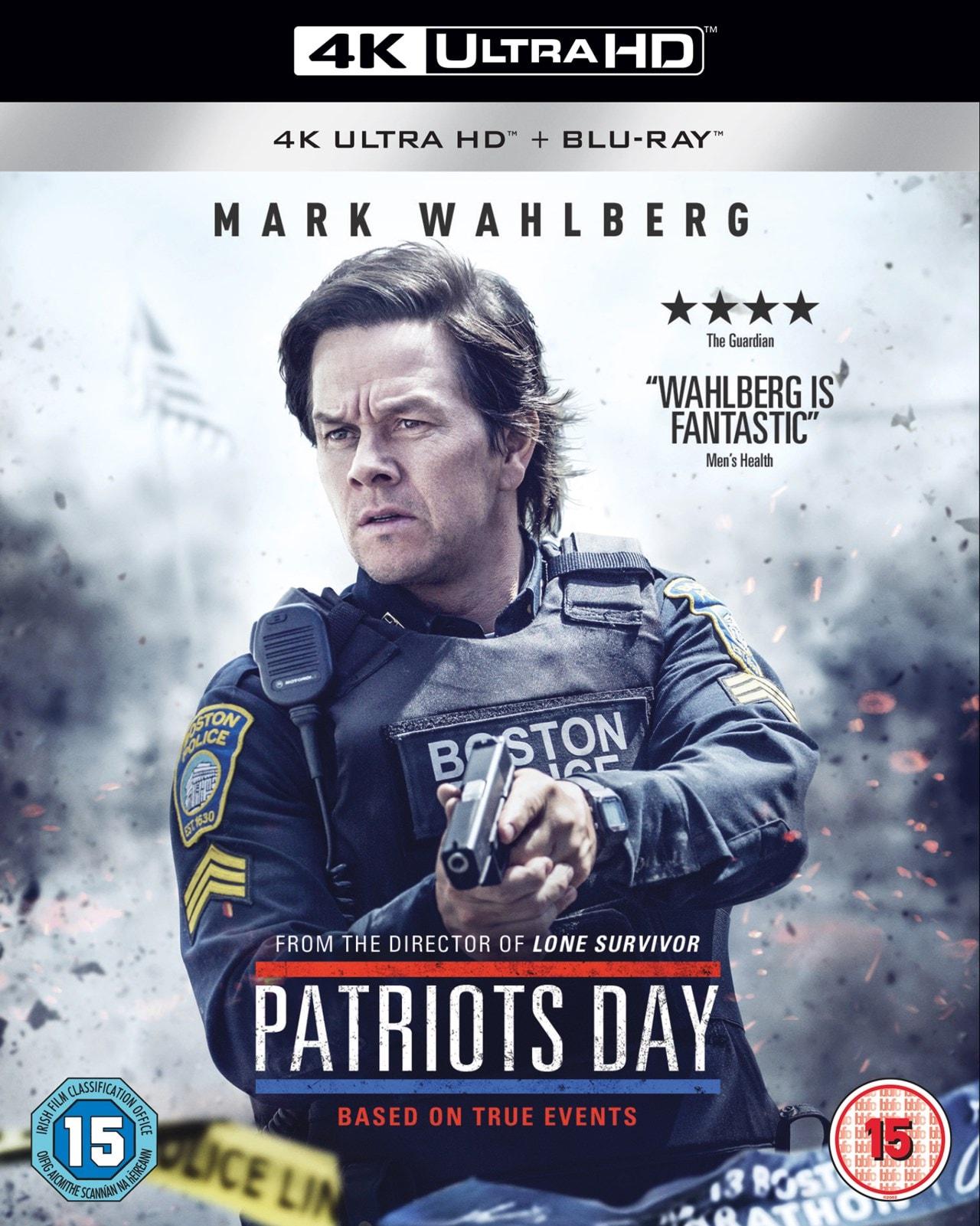 Patriots Day - 1