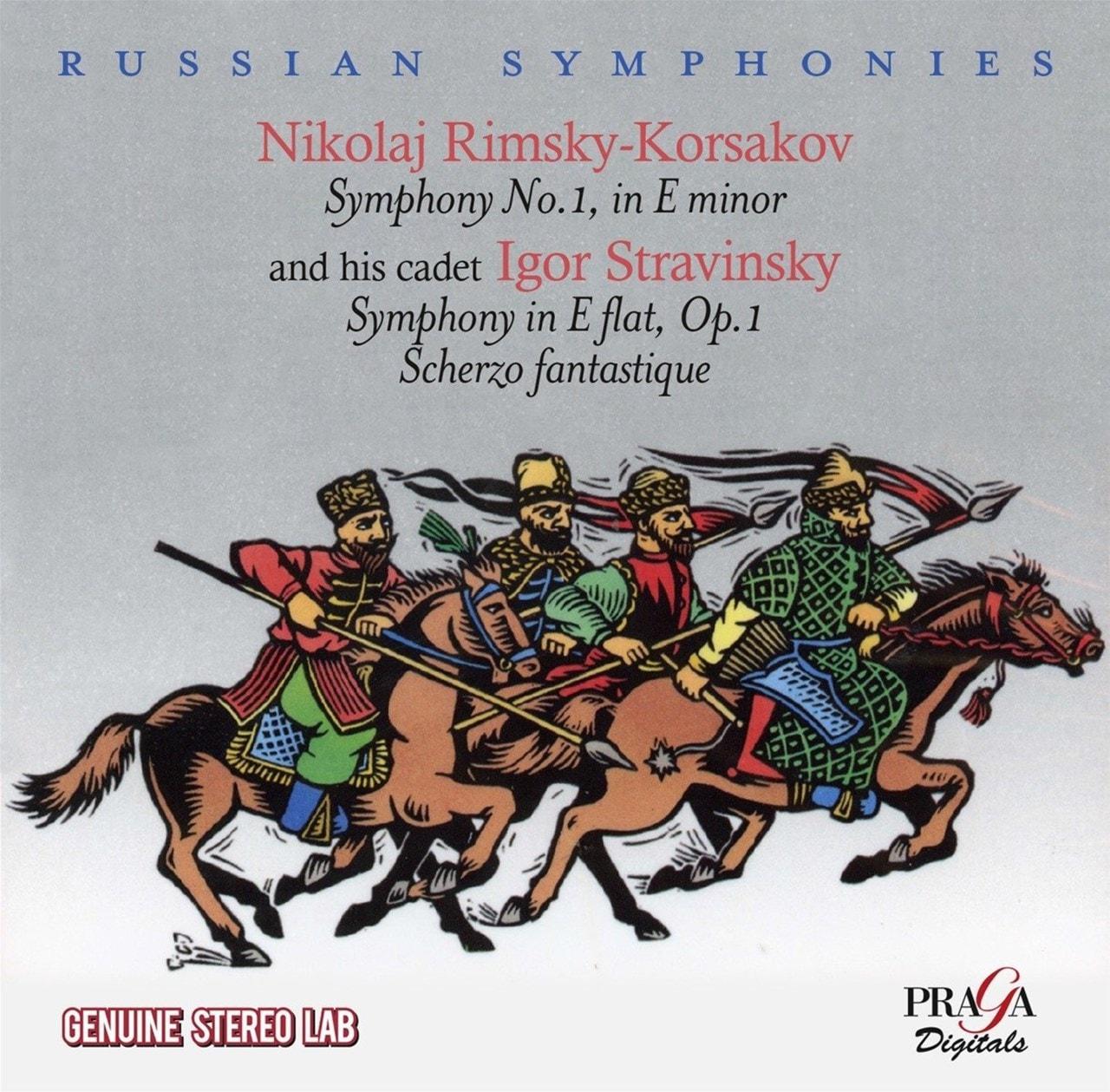 Nikolaj Rimsky-Korsakov: Symphony No. 1, in E Minor... - 1