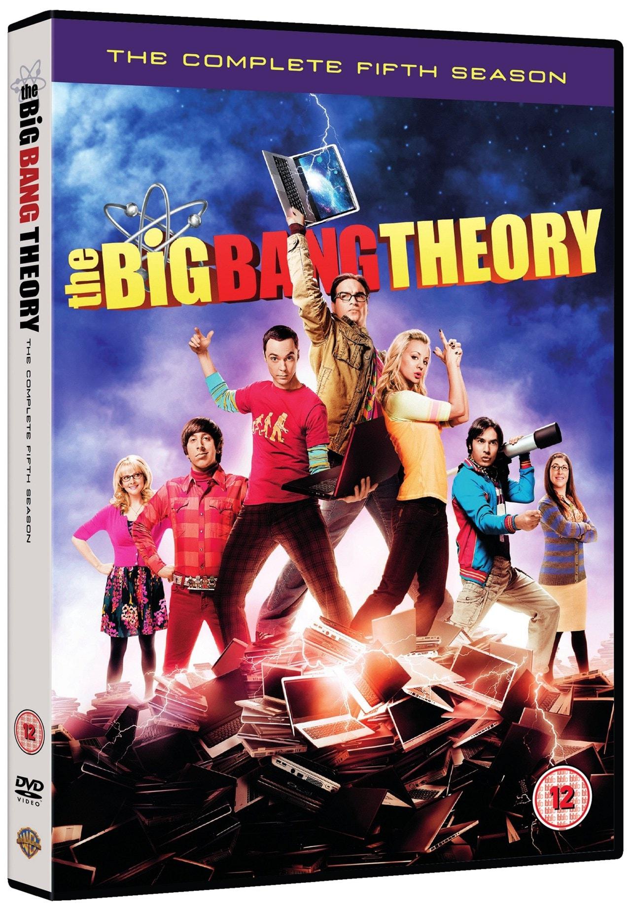 The Big Bang Theory: The Complete Fifth Season - 2