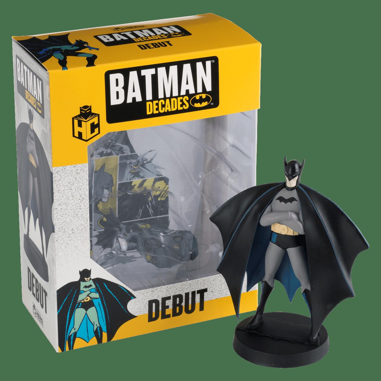 Batman Decades Debut Figurine: Hero Collector - 3