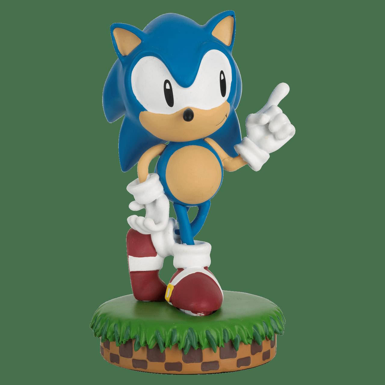 Sonic and Dr Eggman Figurine Set: Hero Collector - 3