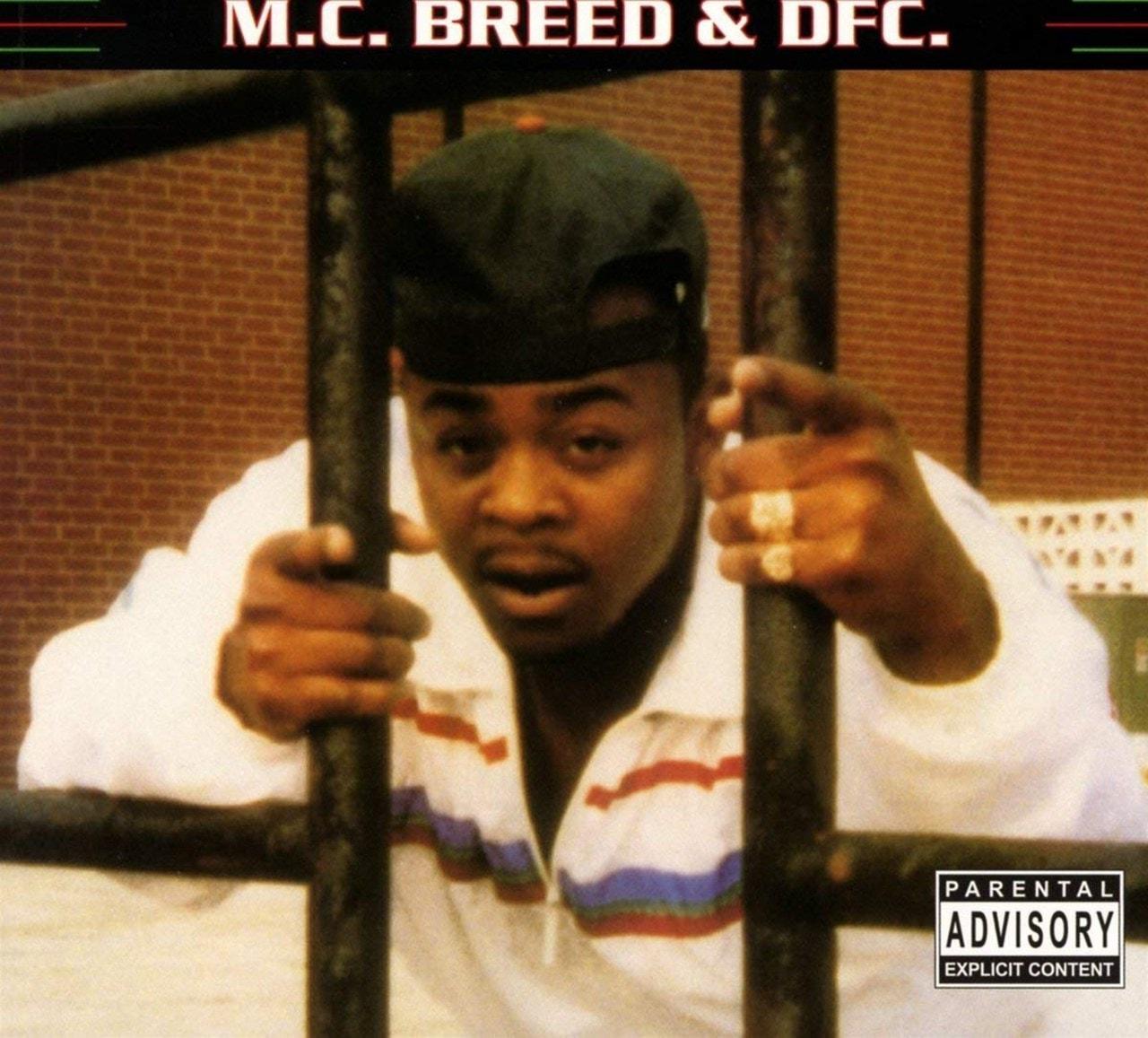 M.C. Breed & DFC - 1