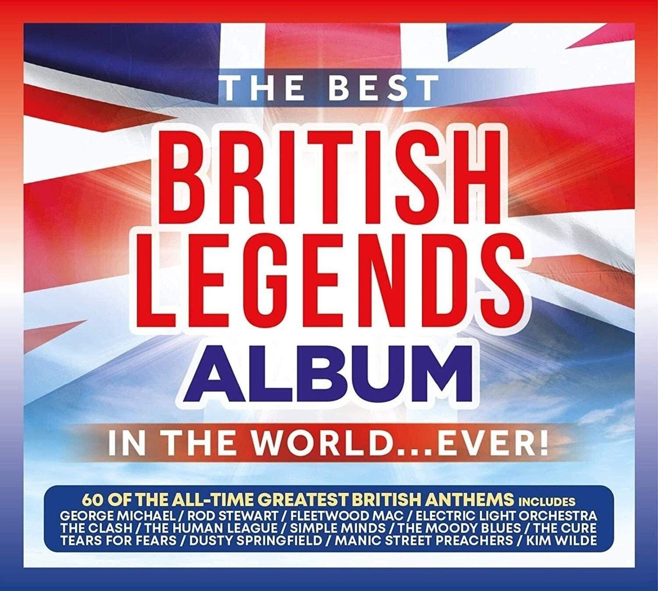 The Best British Legends Album in the World... Ever! - 1
