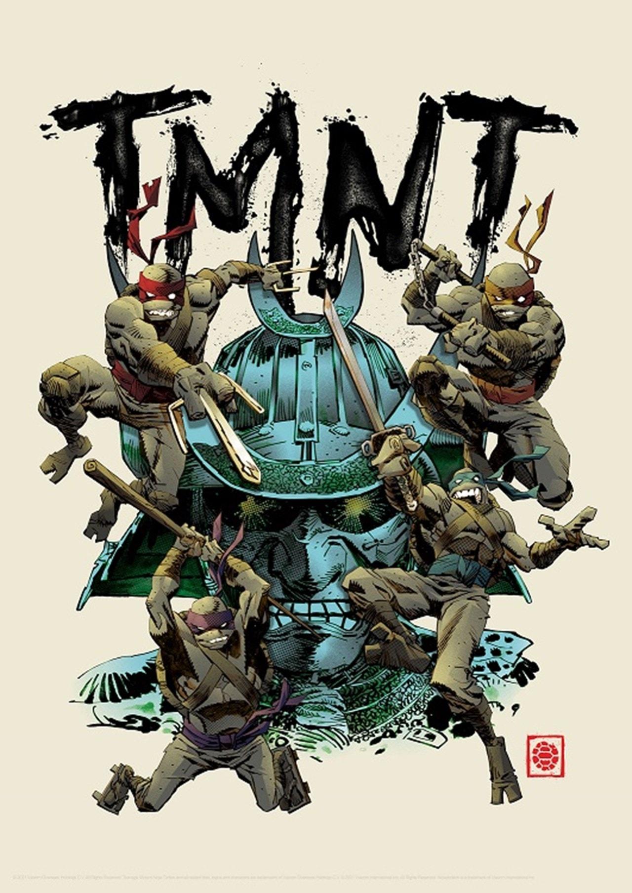 Teenage Mutant Ninja Turtles Limited Edition Art Print (hmv Exclusive) - 1