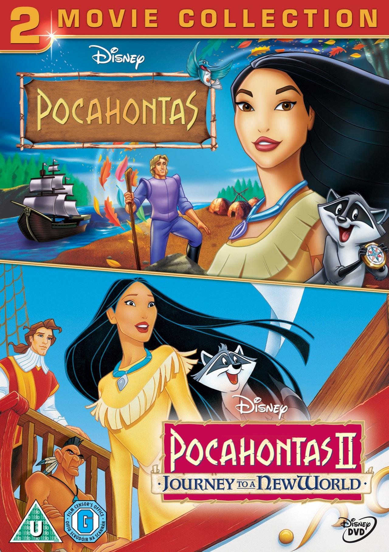 Pocahontas/Pocahontas II - Journey to a New World - 1