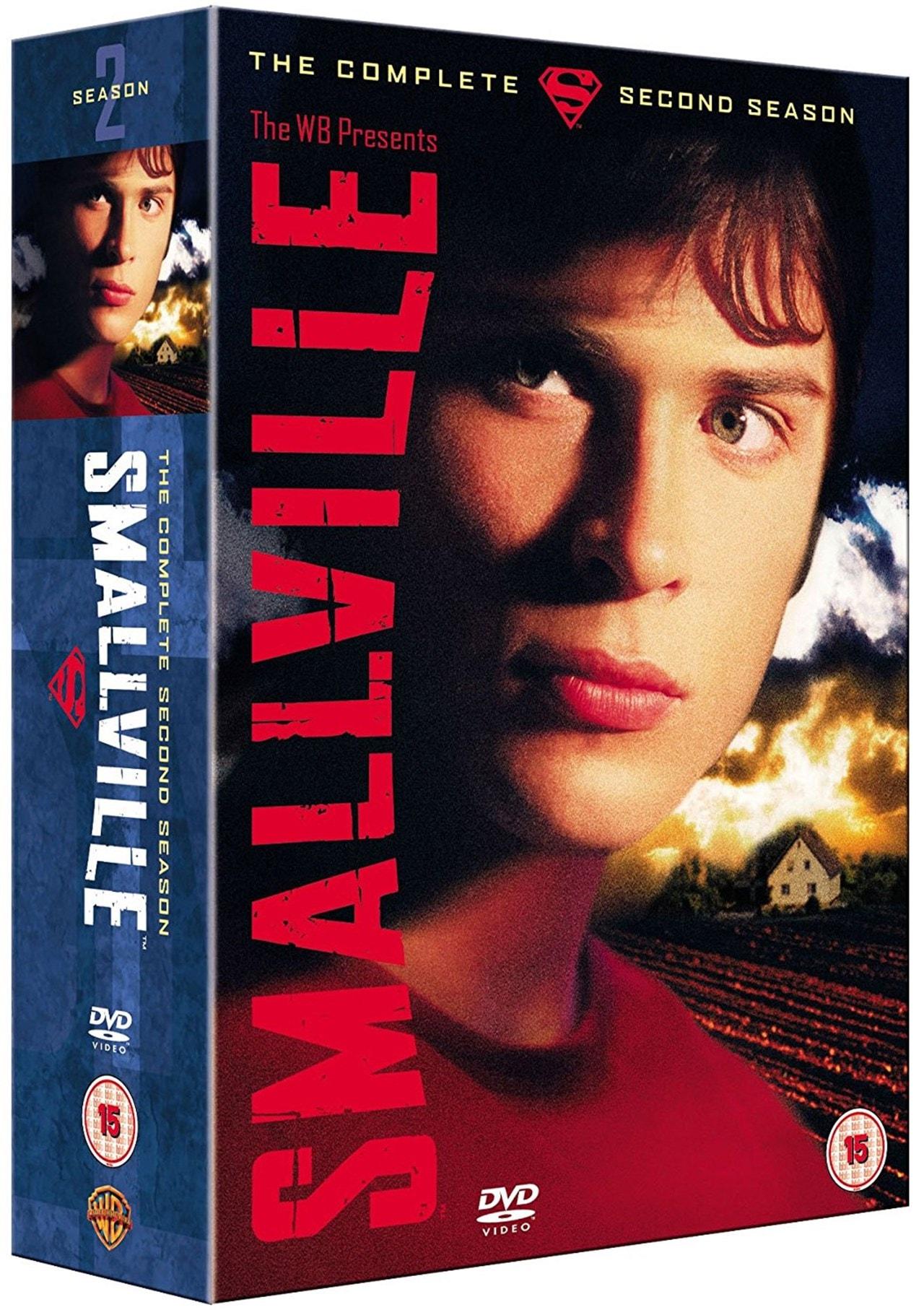 Smallville: The Complete Second Season - 2