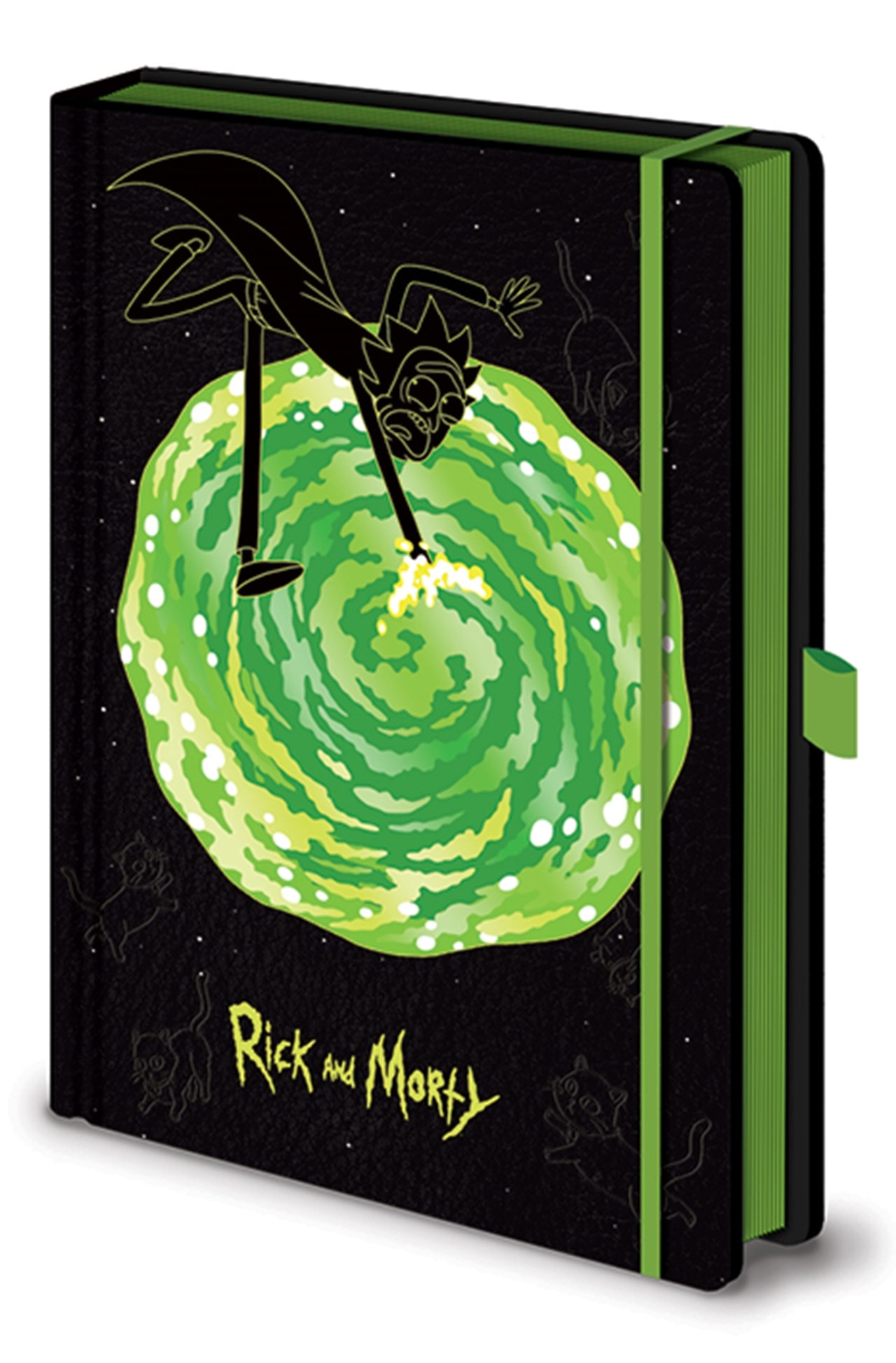 Rick and Morty Portals Notepad - 1