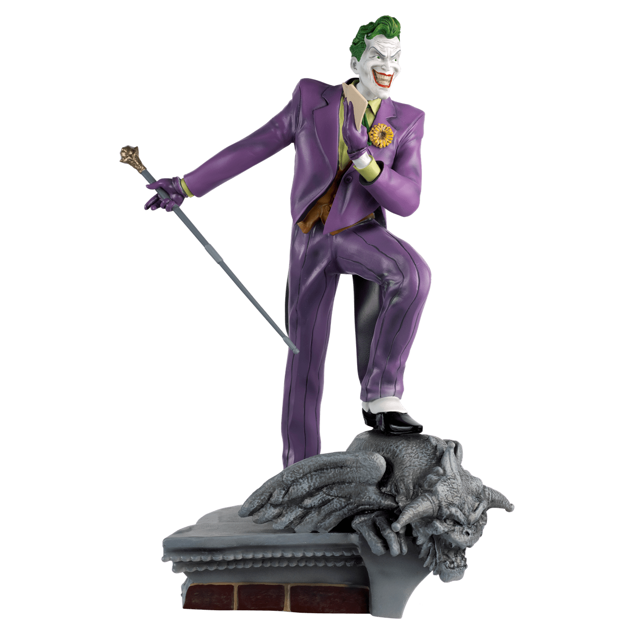 Joker on Roof: DC Mega Figurine: Hero Collector - 2