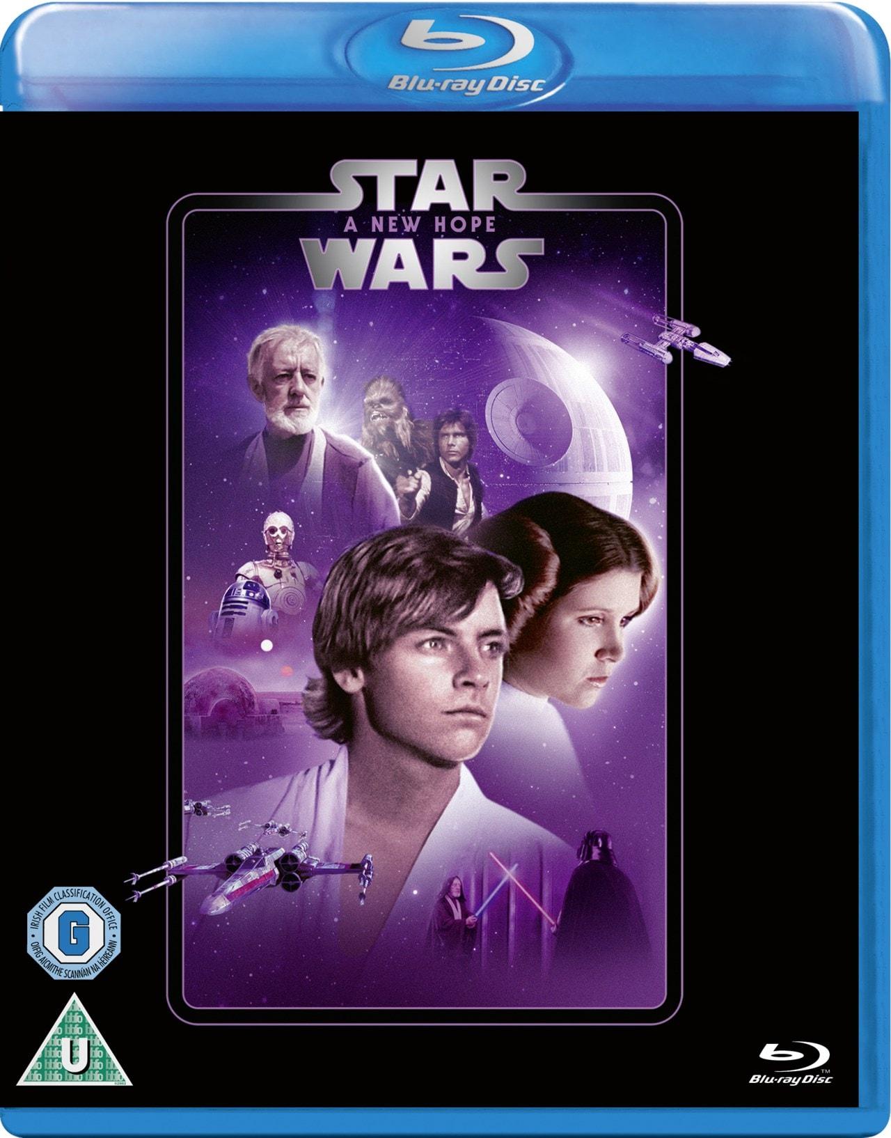 Star Wars: Episode IV - A New Hope - 1