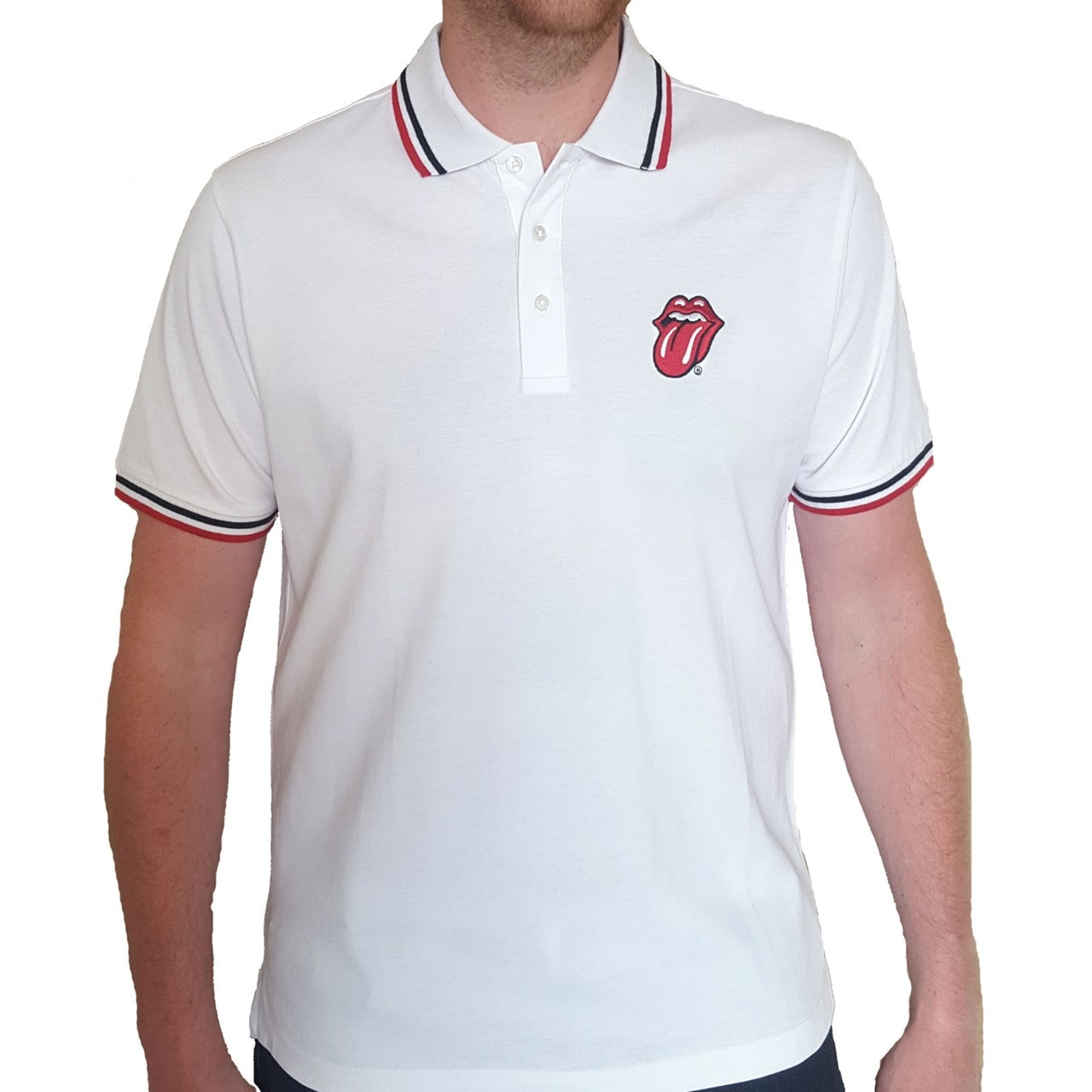 Rolling Stones Classic Tongue (Small) - 1