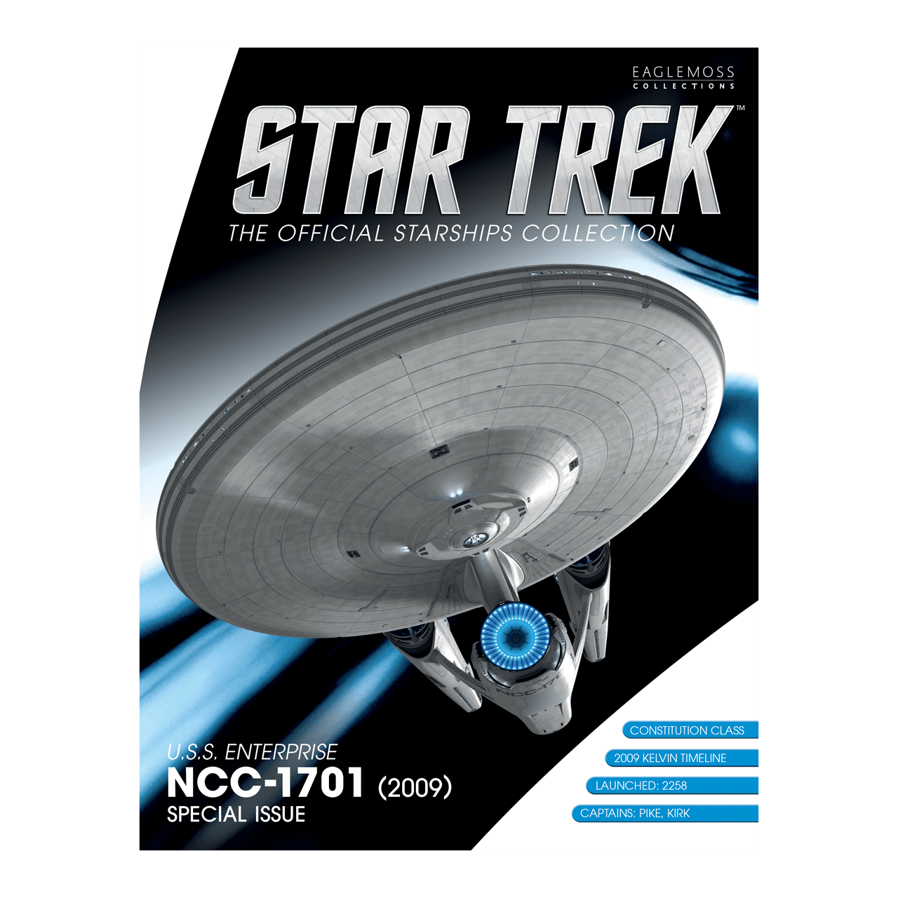 Star Trek: U.S.S. Enterprise (2009) XL Starship Hero Collector - 3
