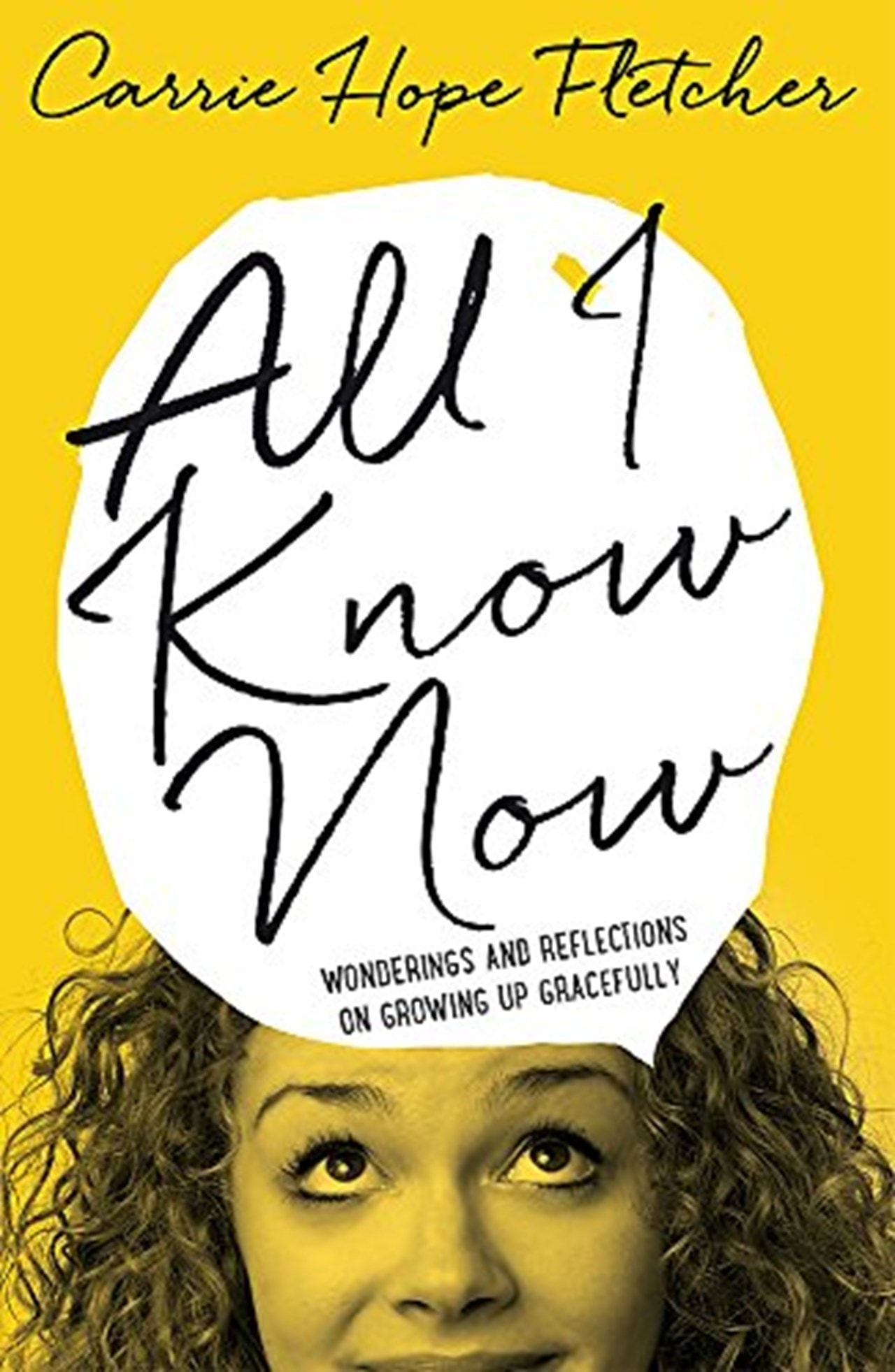 All I Know Now - 1