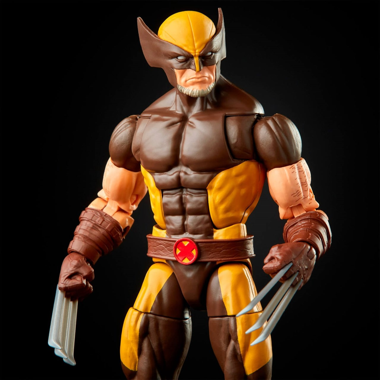 Marvel Legends Series X-Men Wolverine Action Figure - 4
