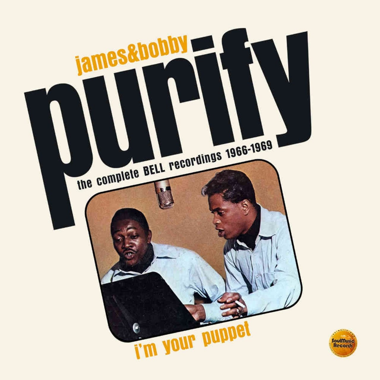 I'm Your Puppet: The Complete Bell Recordings 1966-1969 - 1