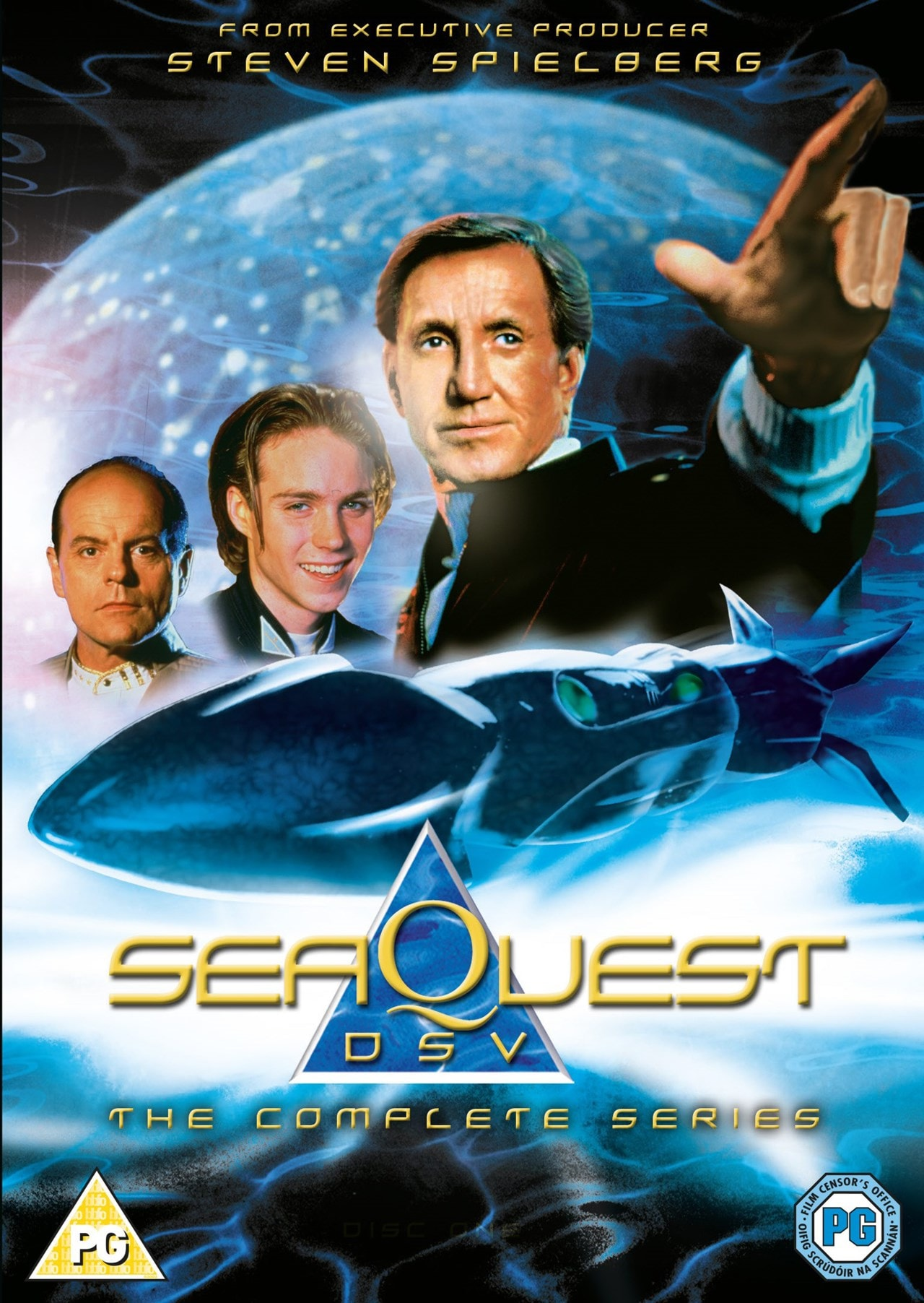 Seaquest DSV: The Complete Series - 1