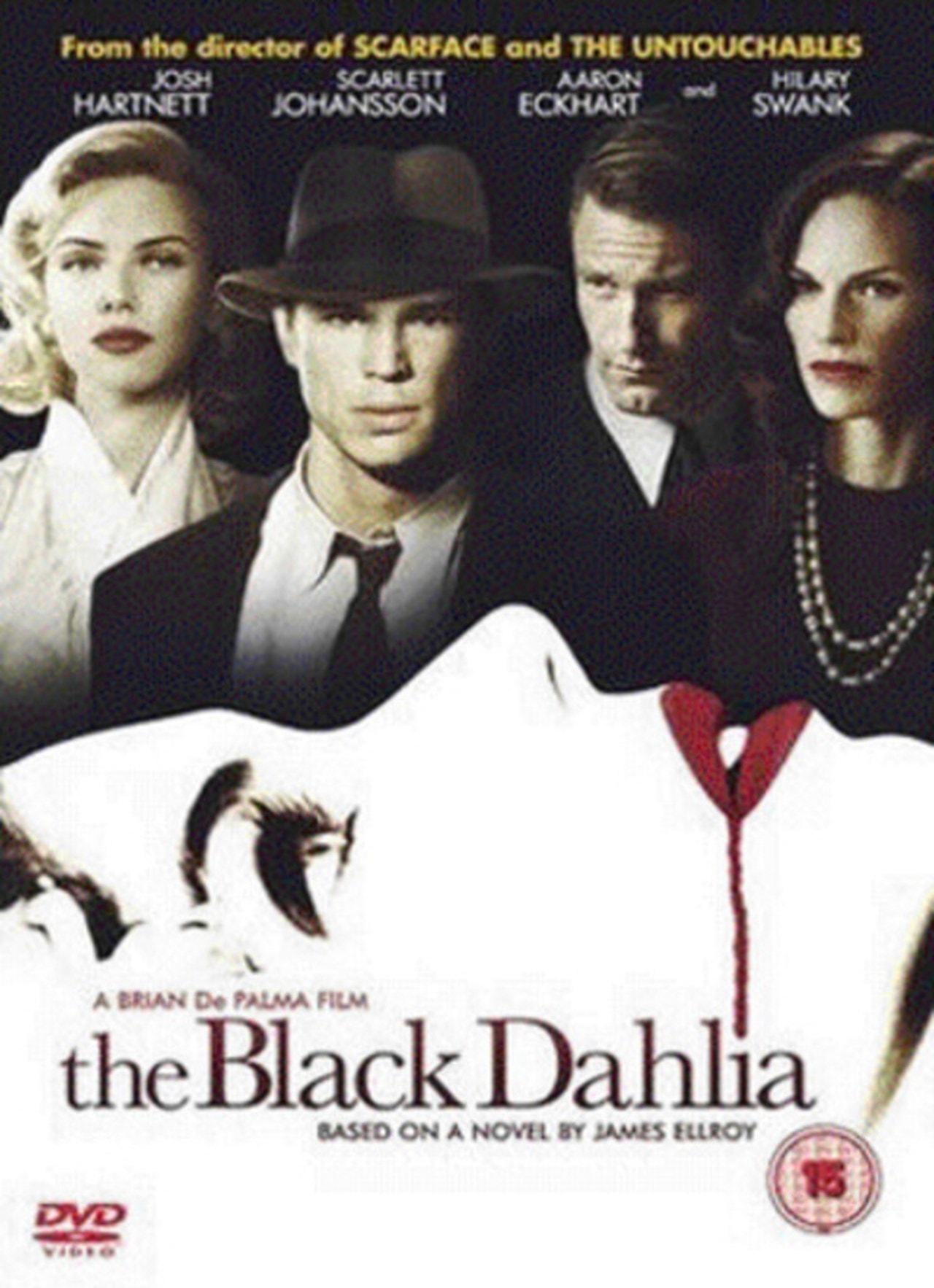 The Black Dahlia - 1