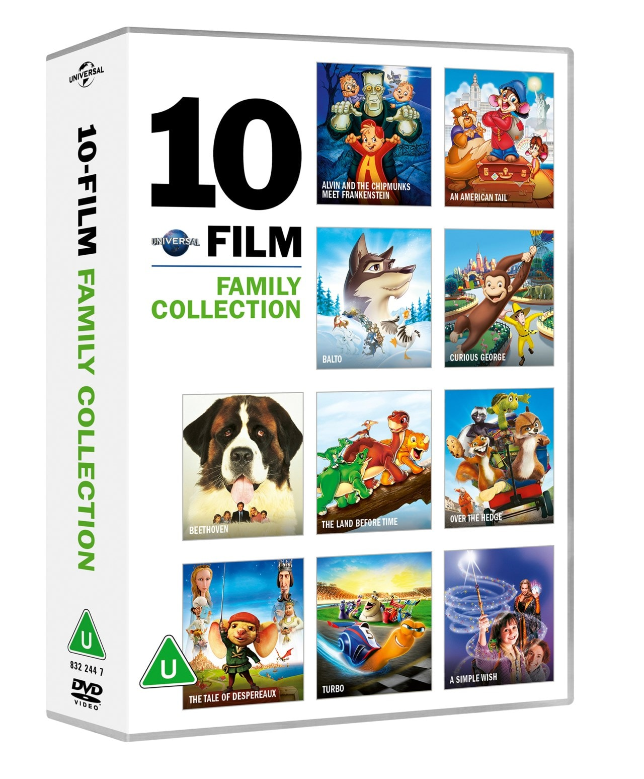 10 Film Family Collection - 2