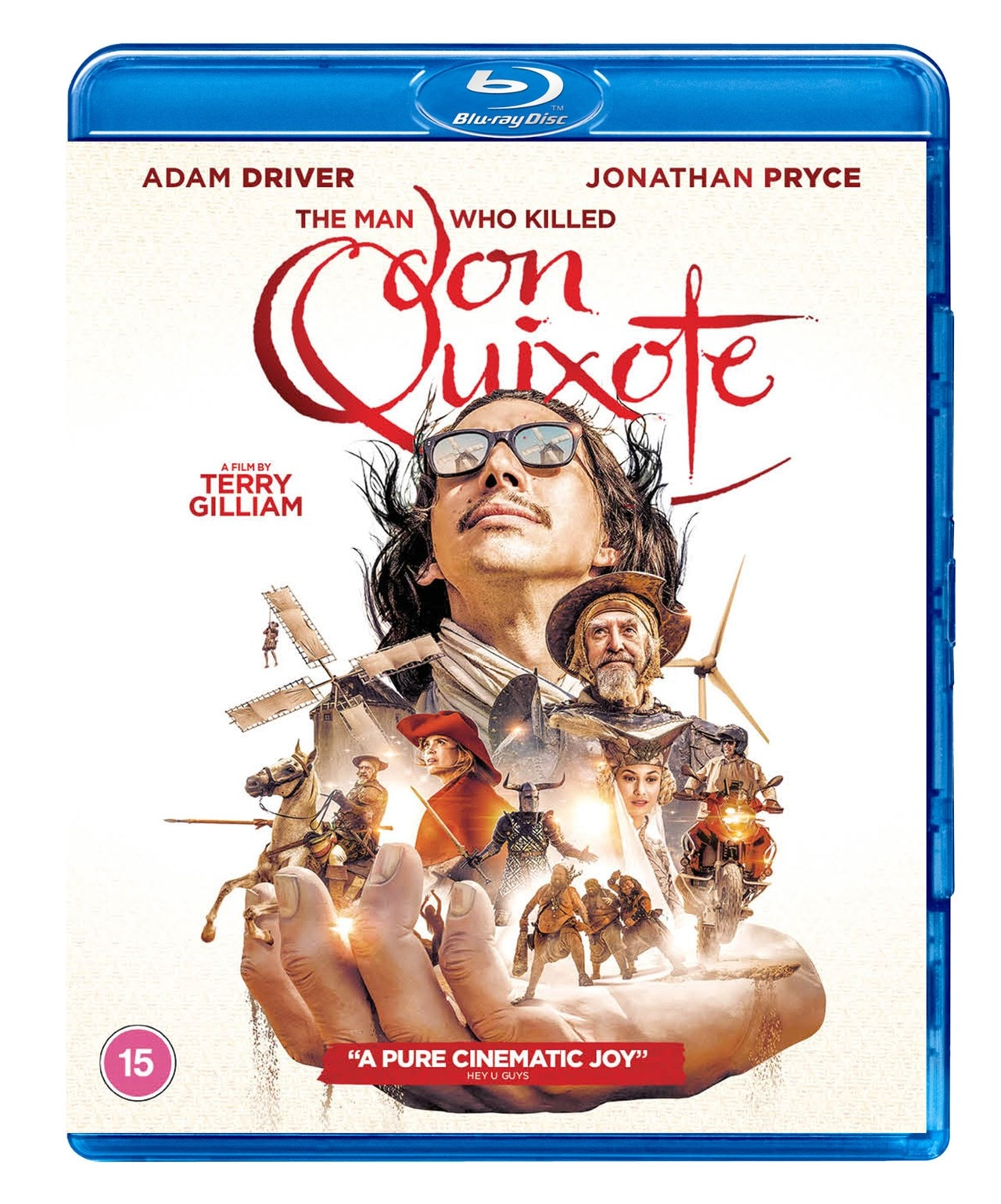 The Man Who Killed Don Quixote - 1