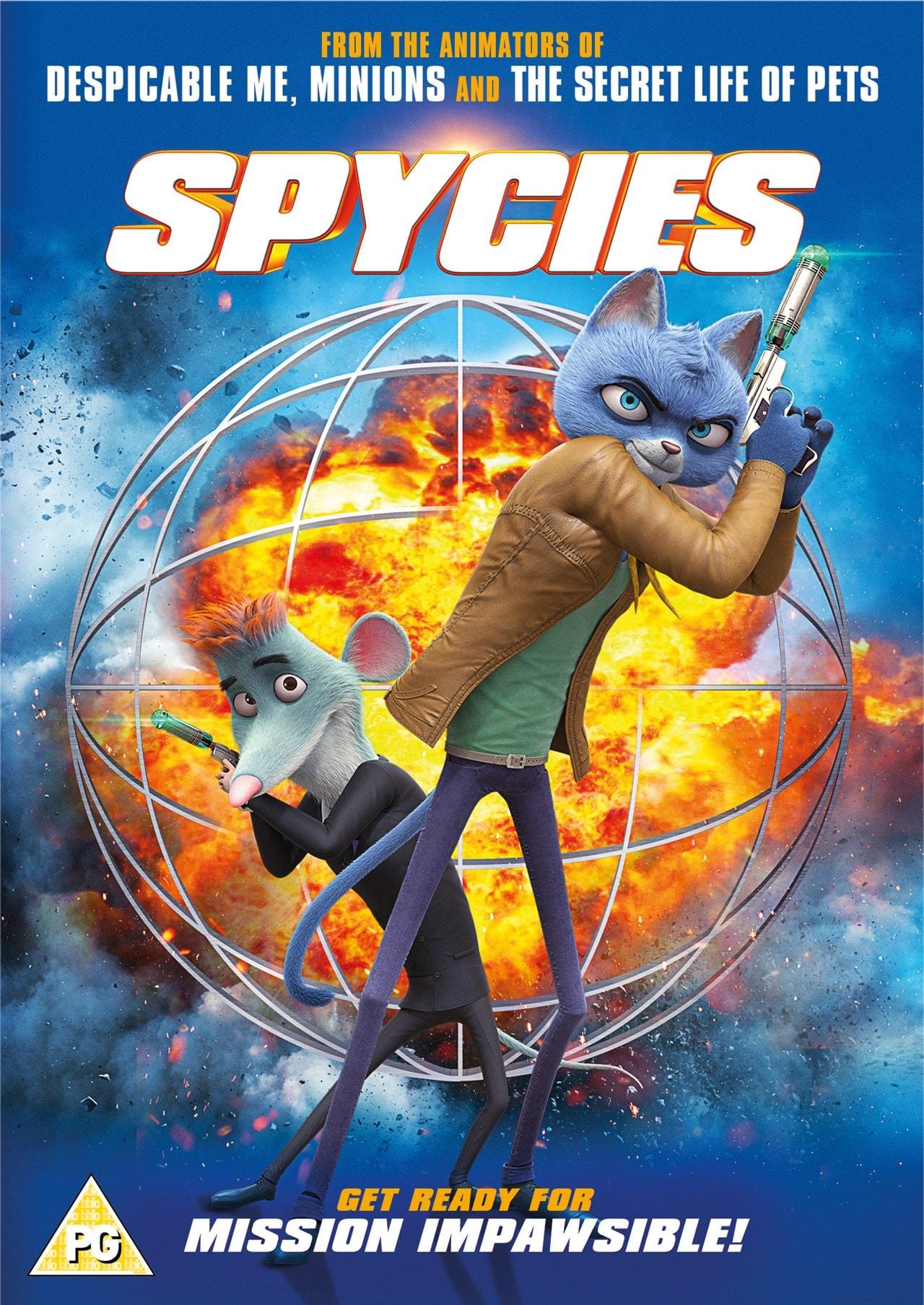 Spycies - 1