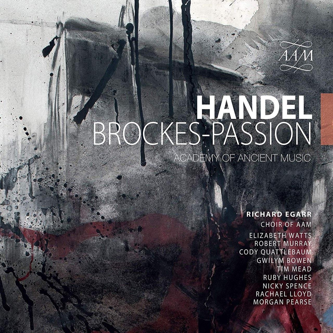 Handel: Brocks-Passion - 1
