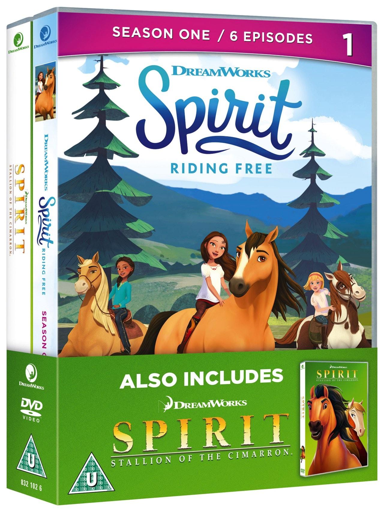 Spirit Riding Free: Season 1 - 2