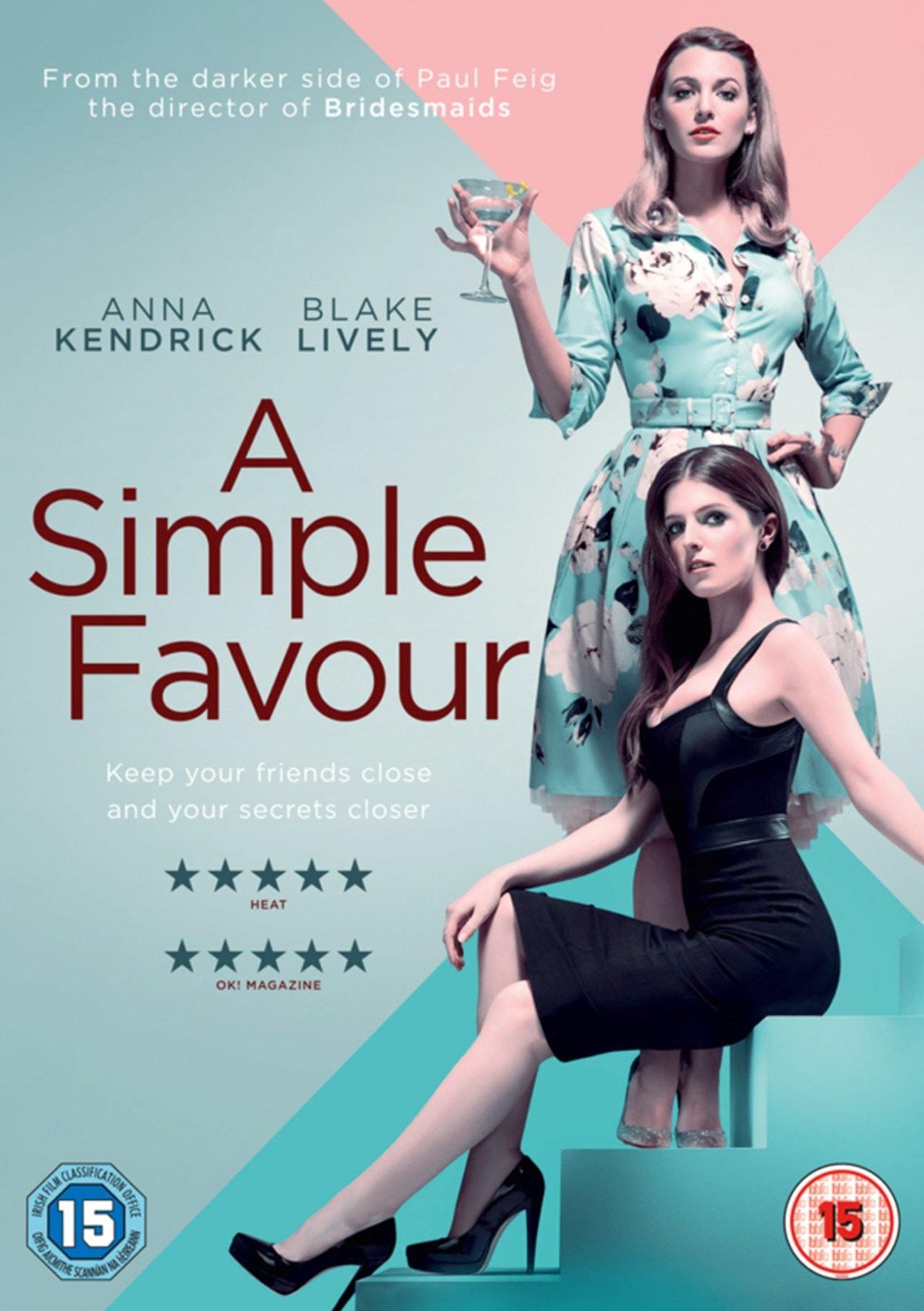 A Simple Favour - 1