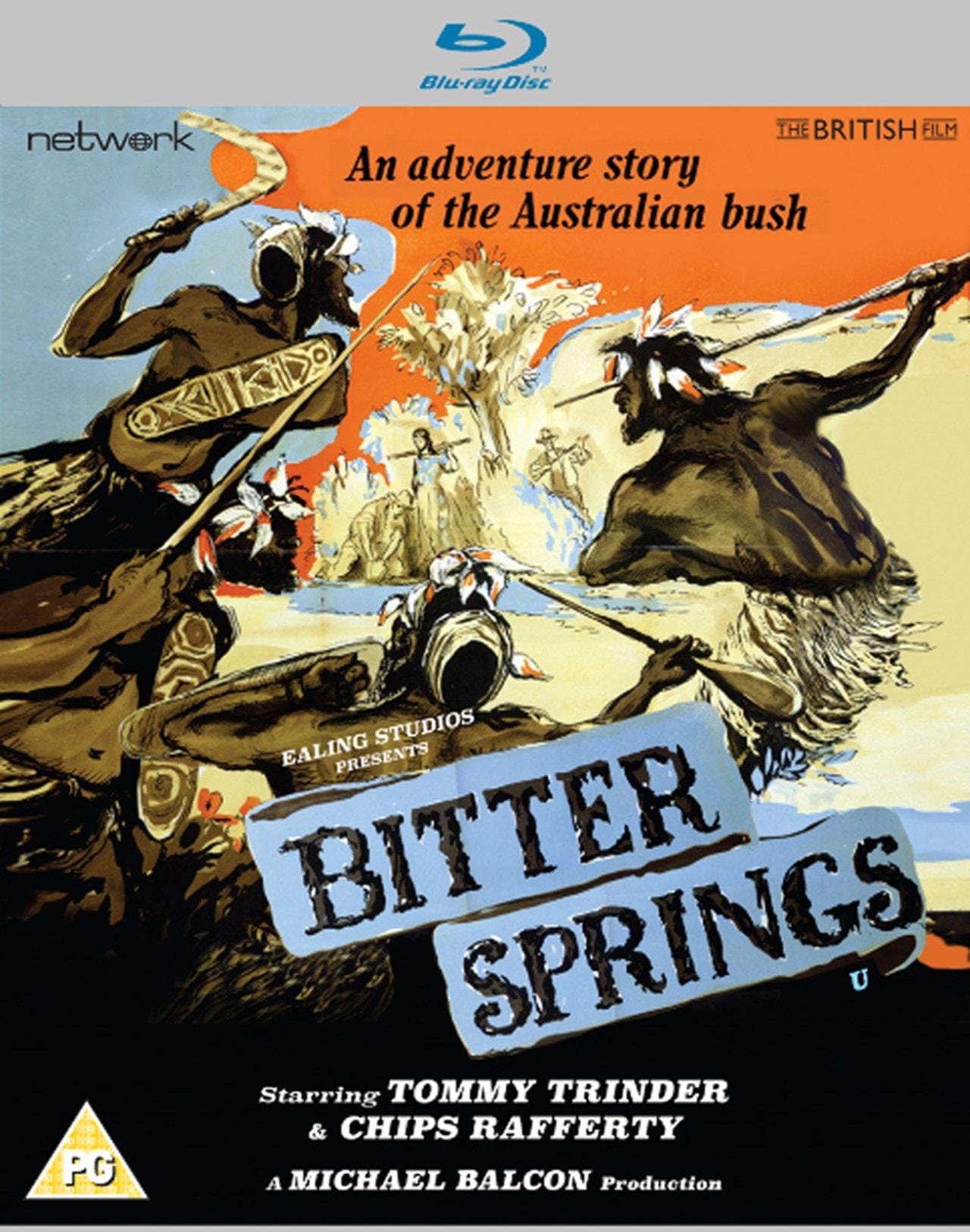 Bitter Springs - 1