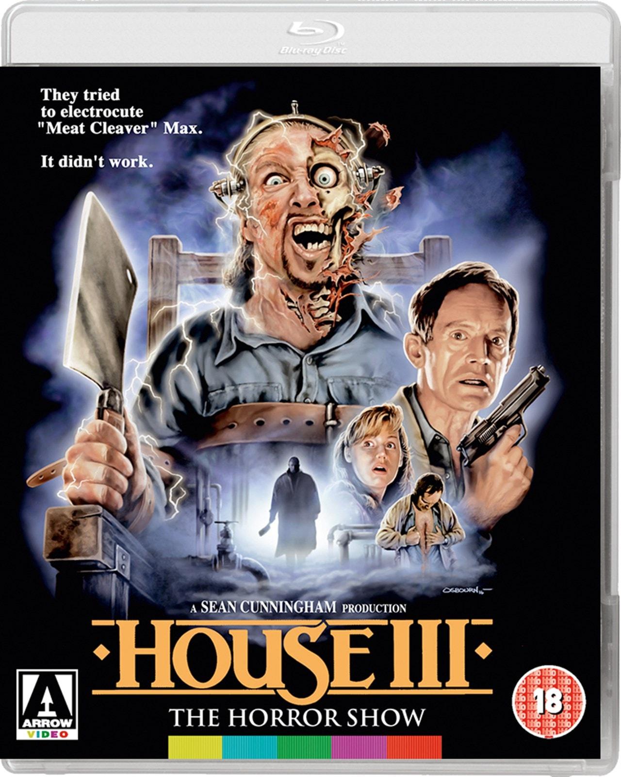 House III - The Horror Show - 1