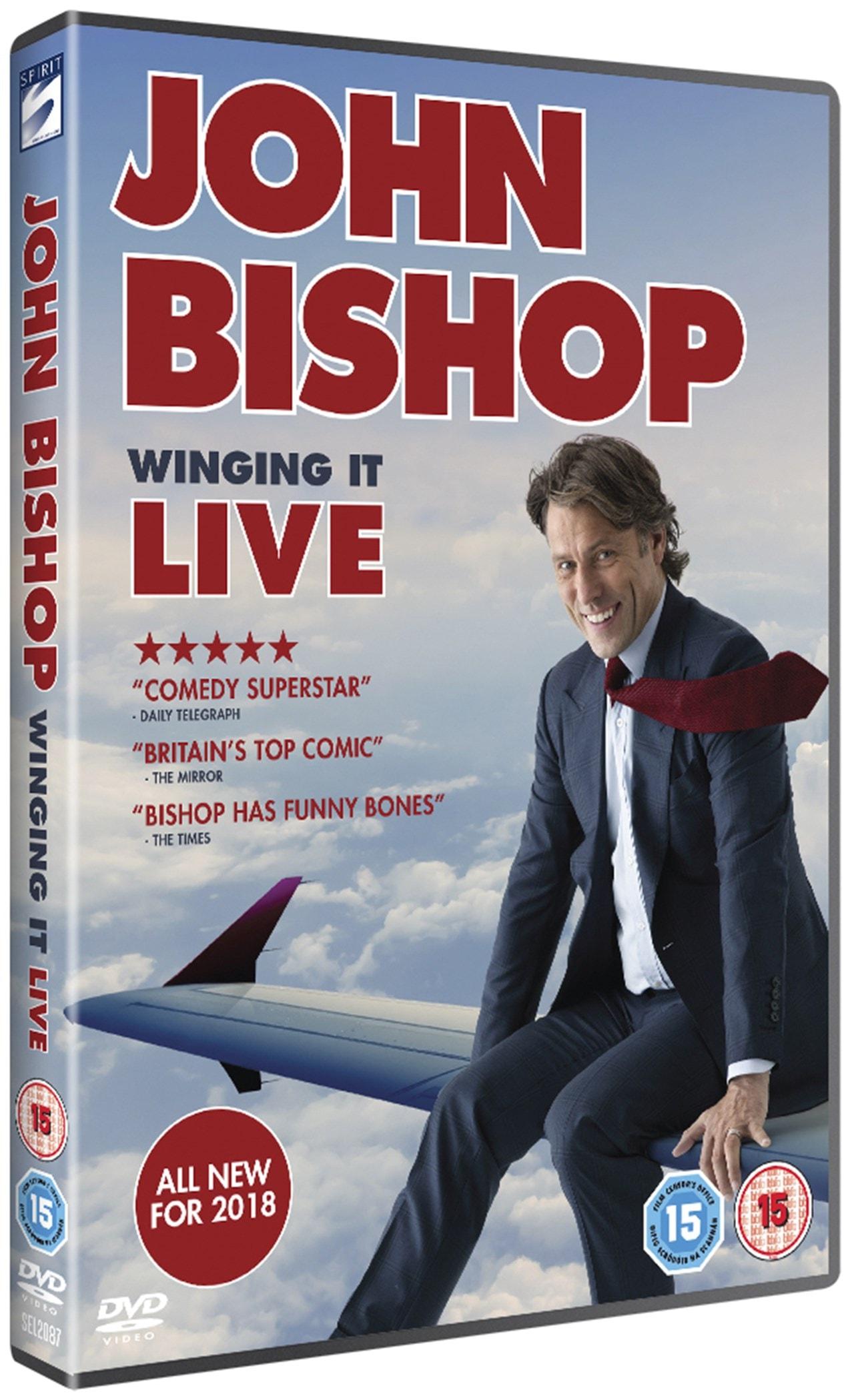 John Bishop: Winging It - Live - 2