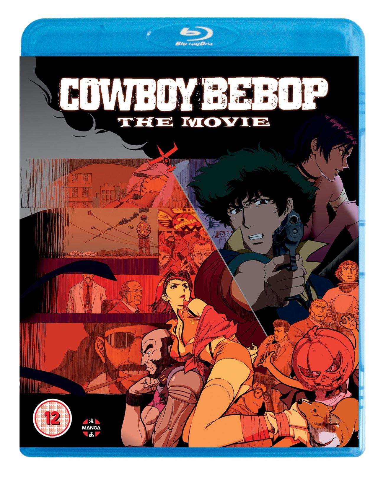 Cowboy Bebop - The Movie - 1