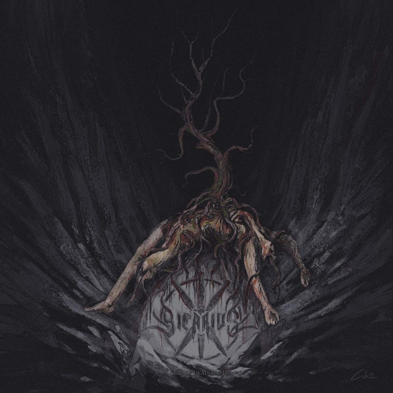 God of Dead Roots - 1