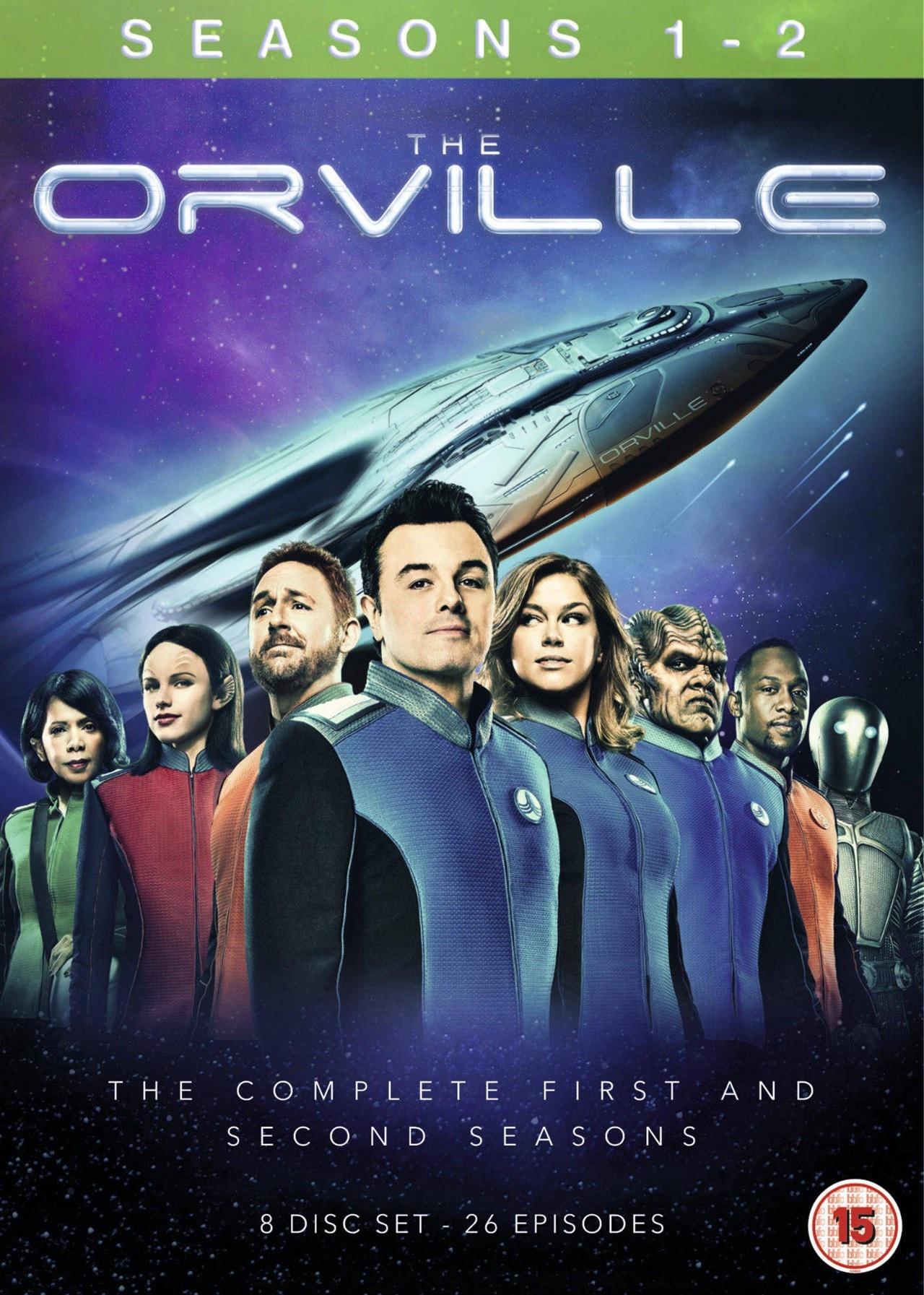 The Orville: Seasons 1-2 - 1