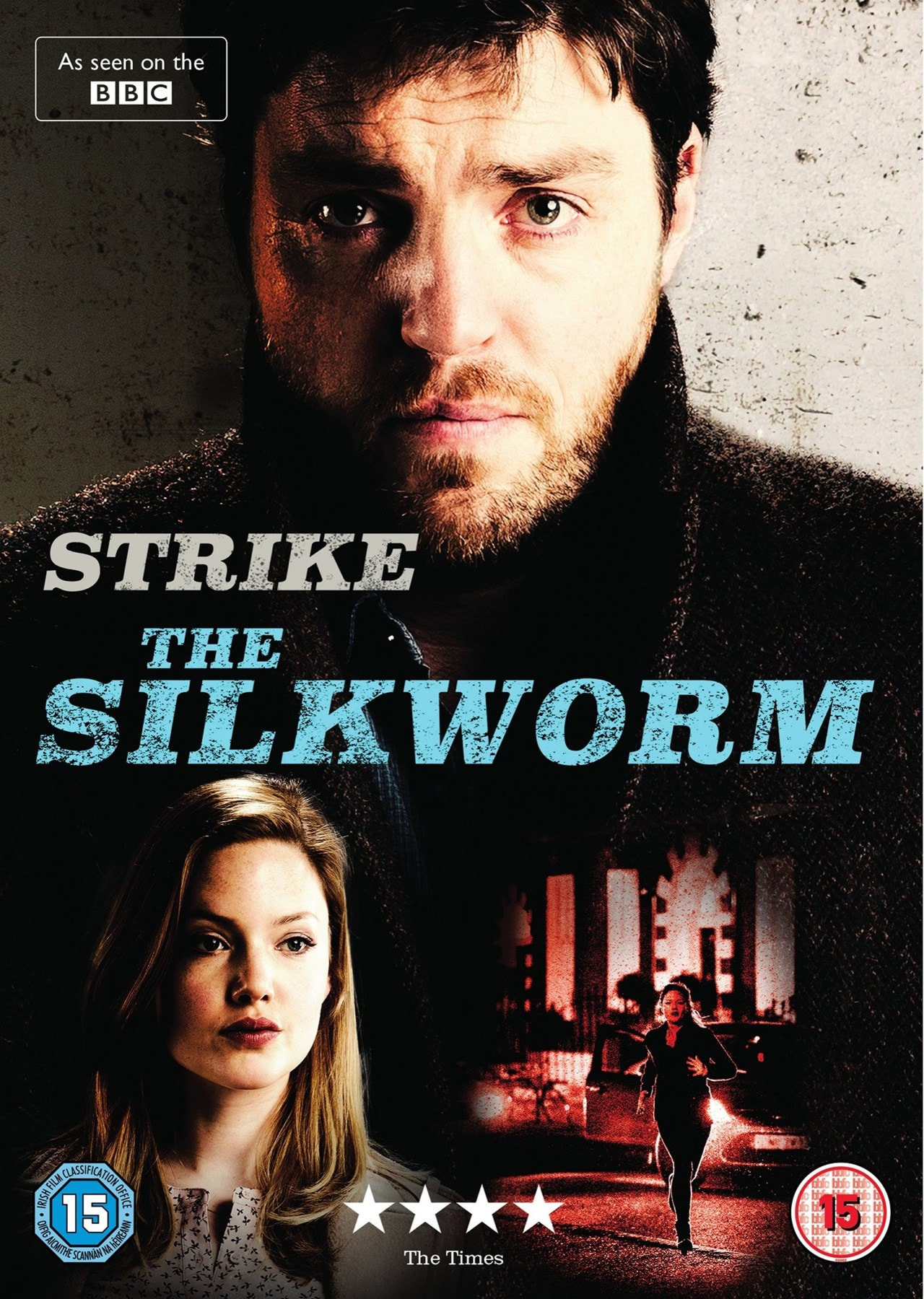 Strike: The Silkworm - 1