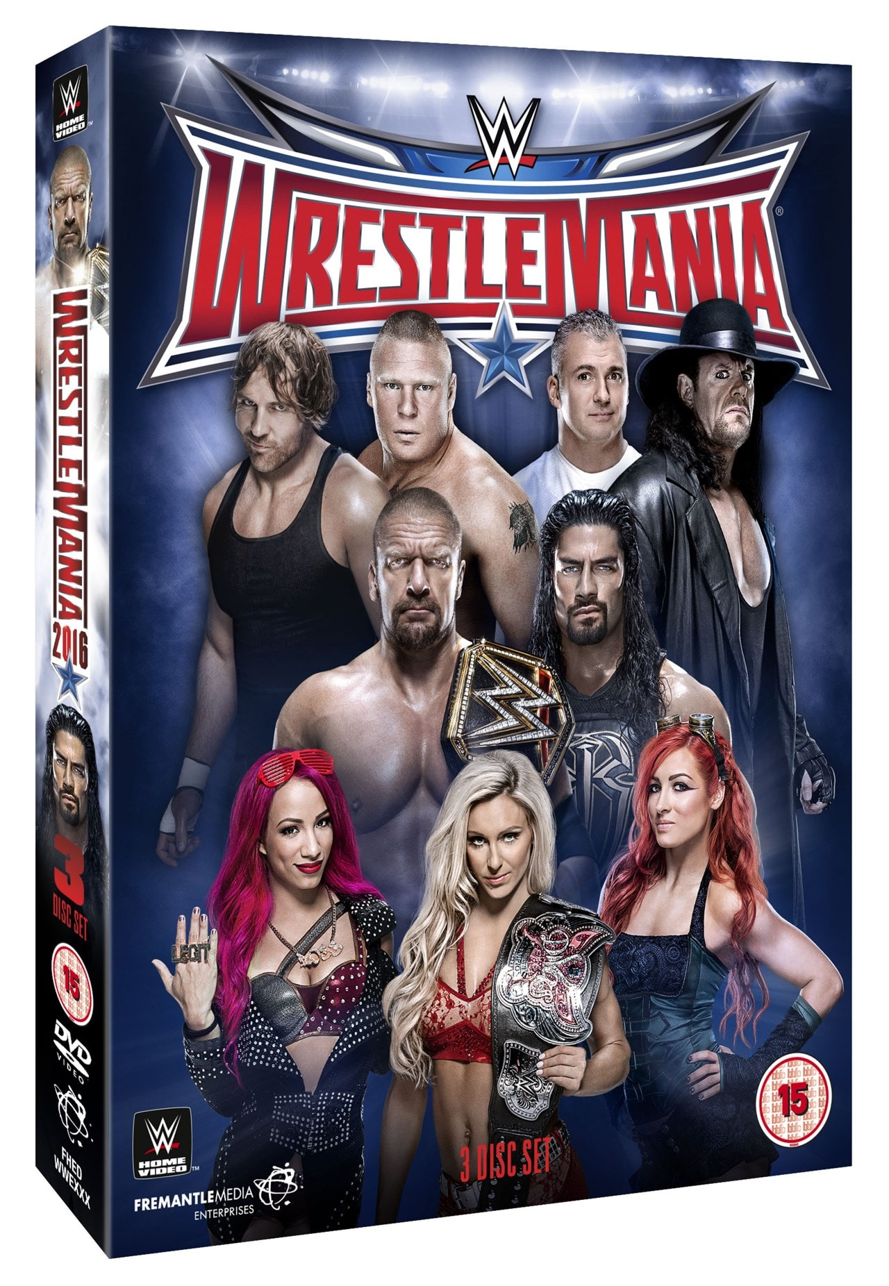 WWE: Wrestlemania 32 - 1