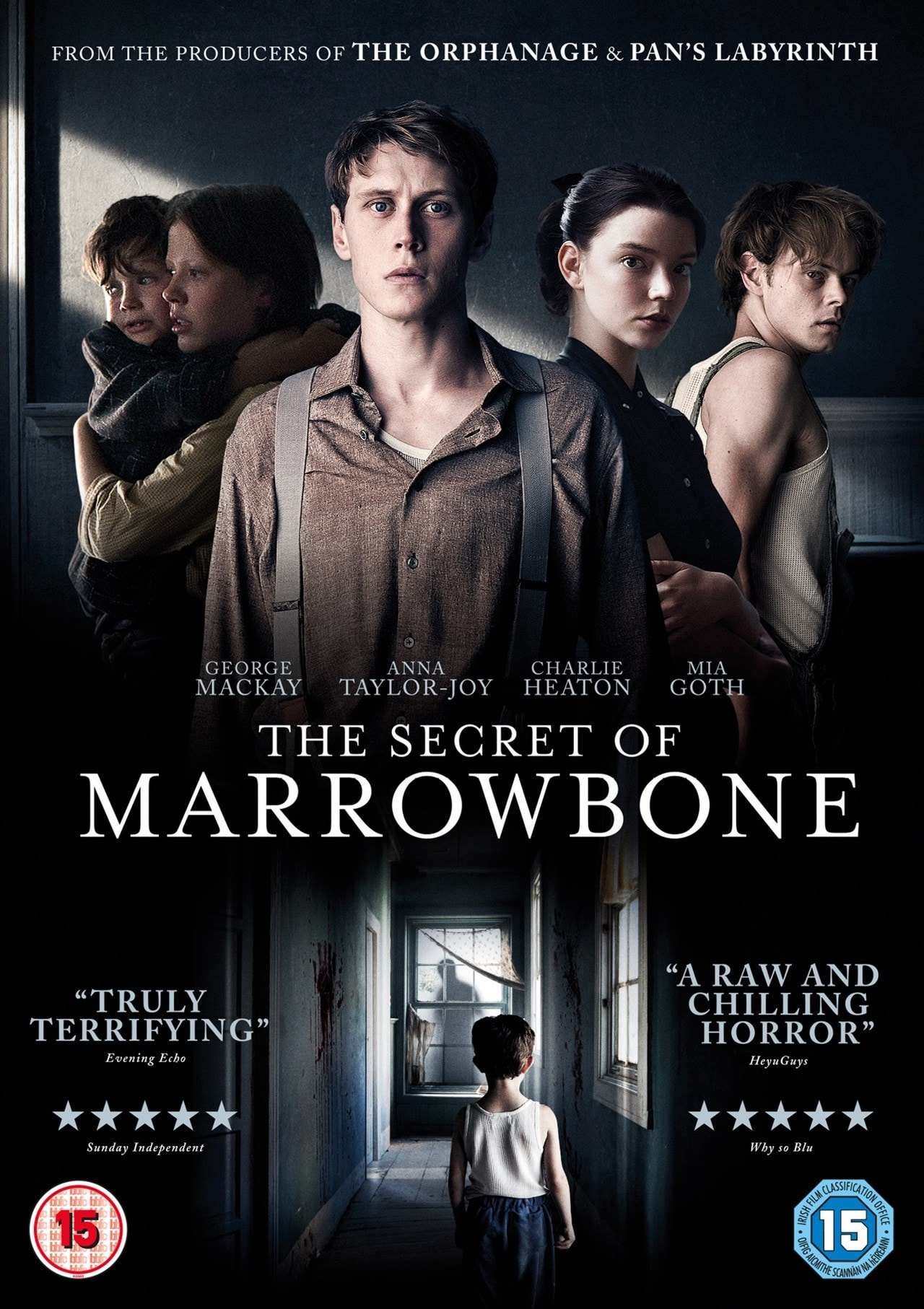 The Secret of Marrowbone - 1