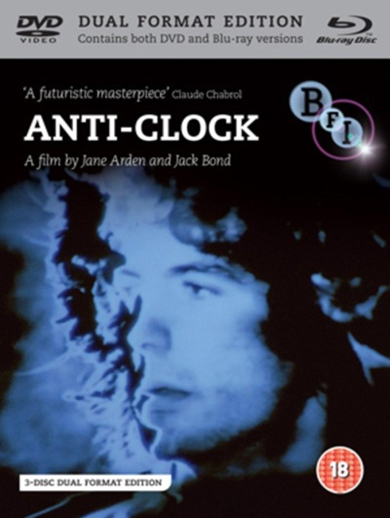 Anti-clock - 1