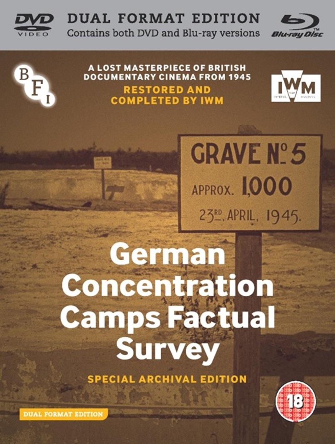 German Concentration Camps Factual Survey - 1