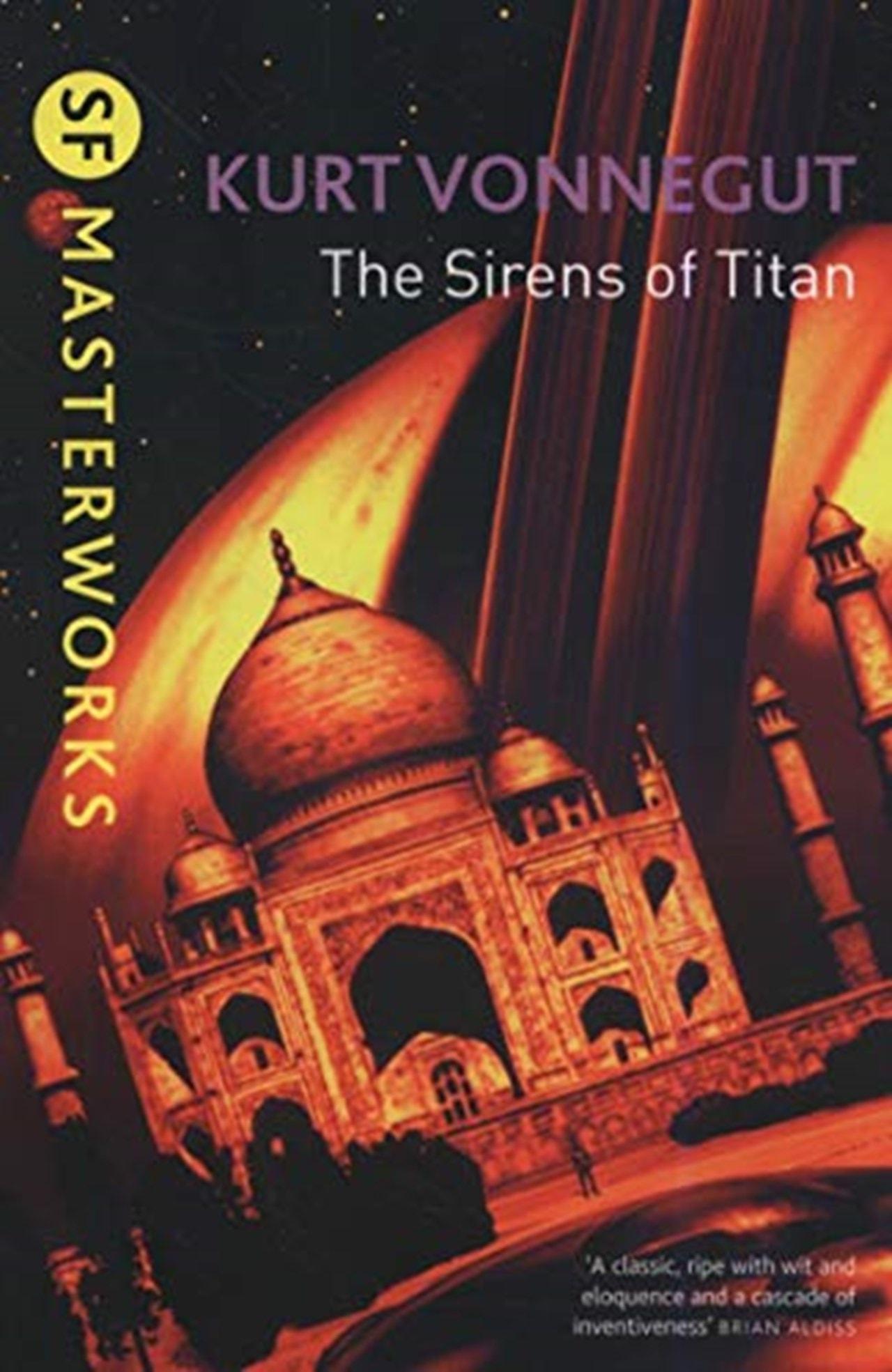 The Sirens Of Titan - 1