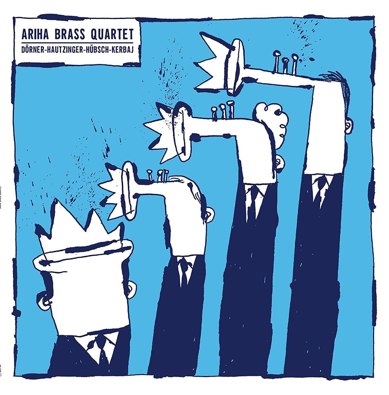 Ariha Brass Quartet - 1