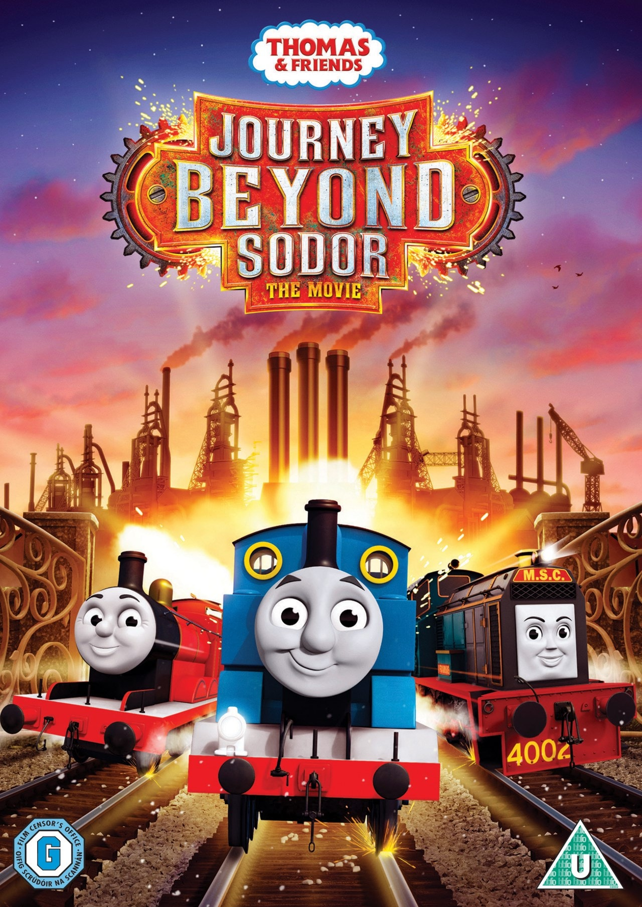 Thomas & Friends: Journey Beyond Sodor - The Movie - 1