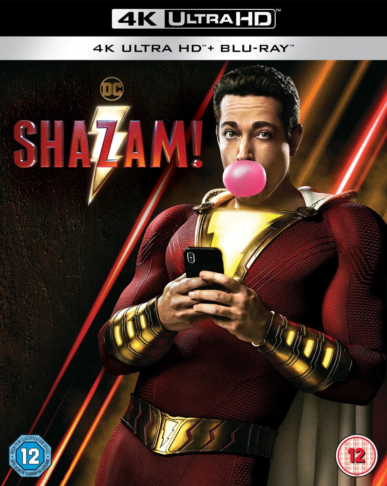 Shazam! - 1
