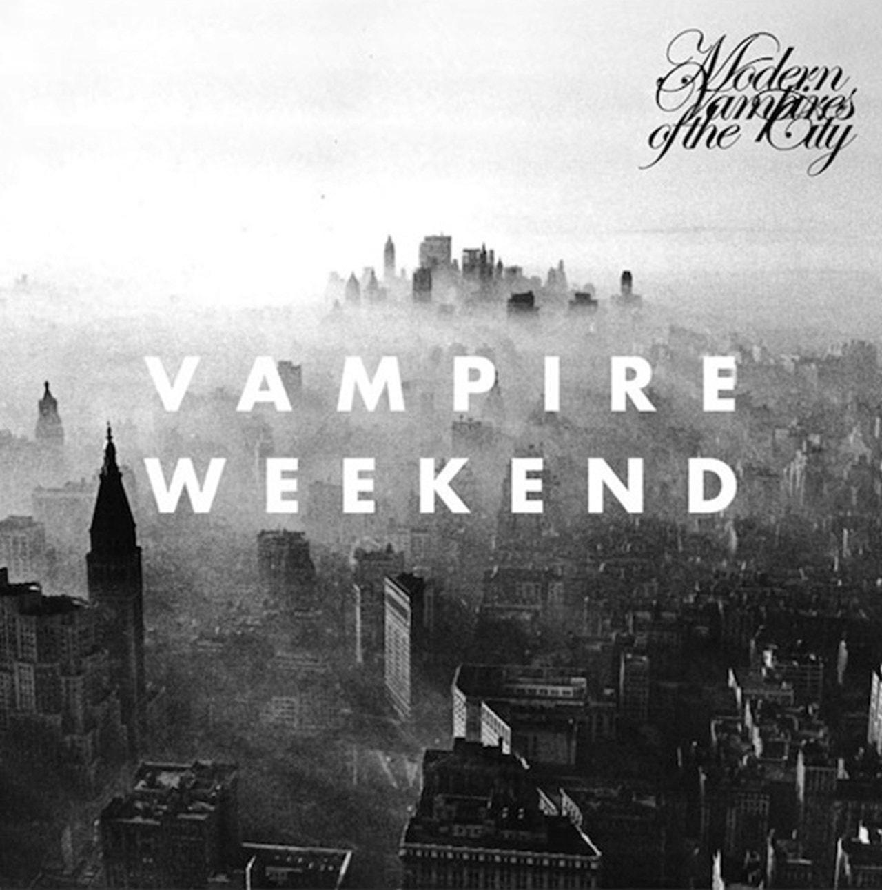 Modern Vampires of the City - 1