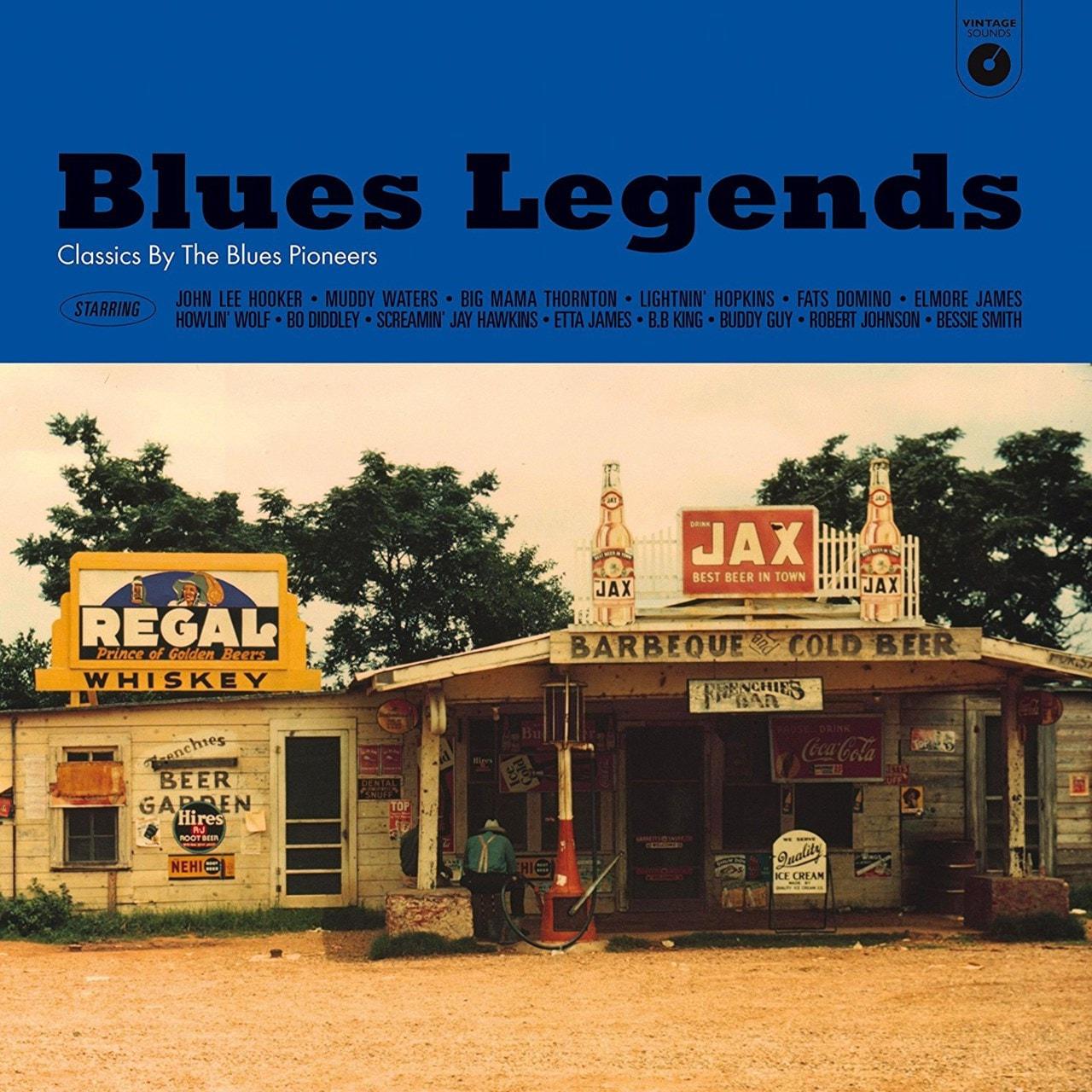 Blues Legends - 1