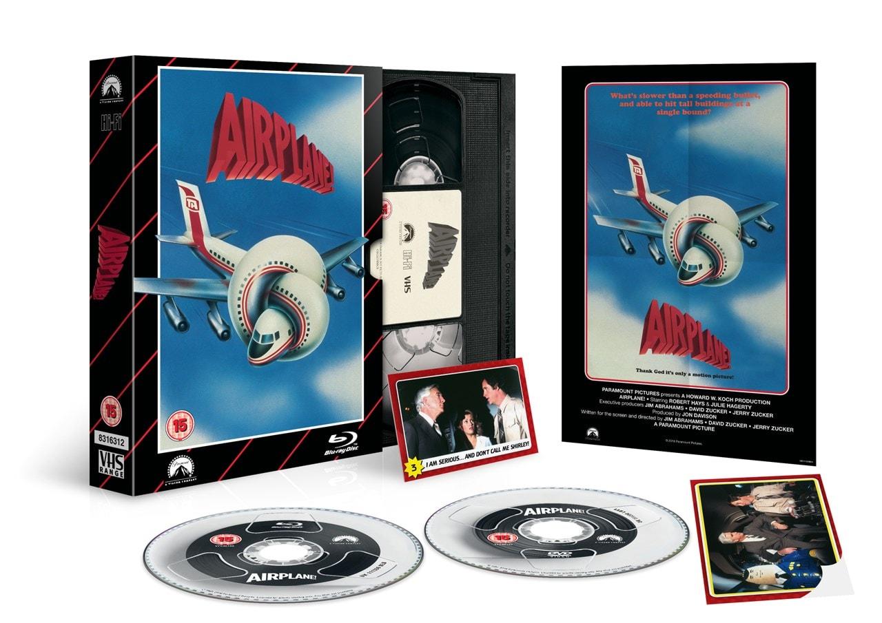 Airplane! - VHS Range - 3