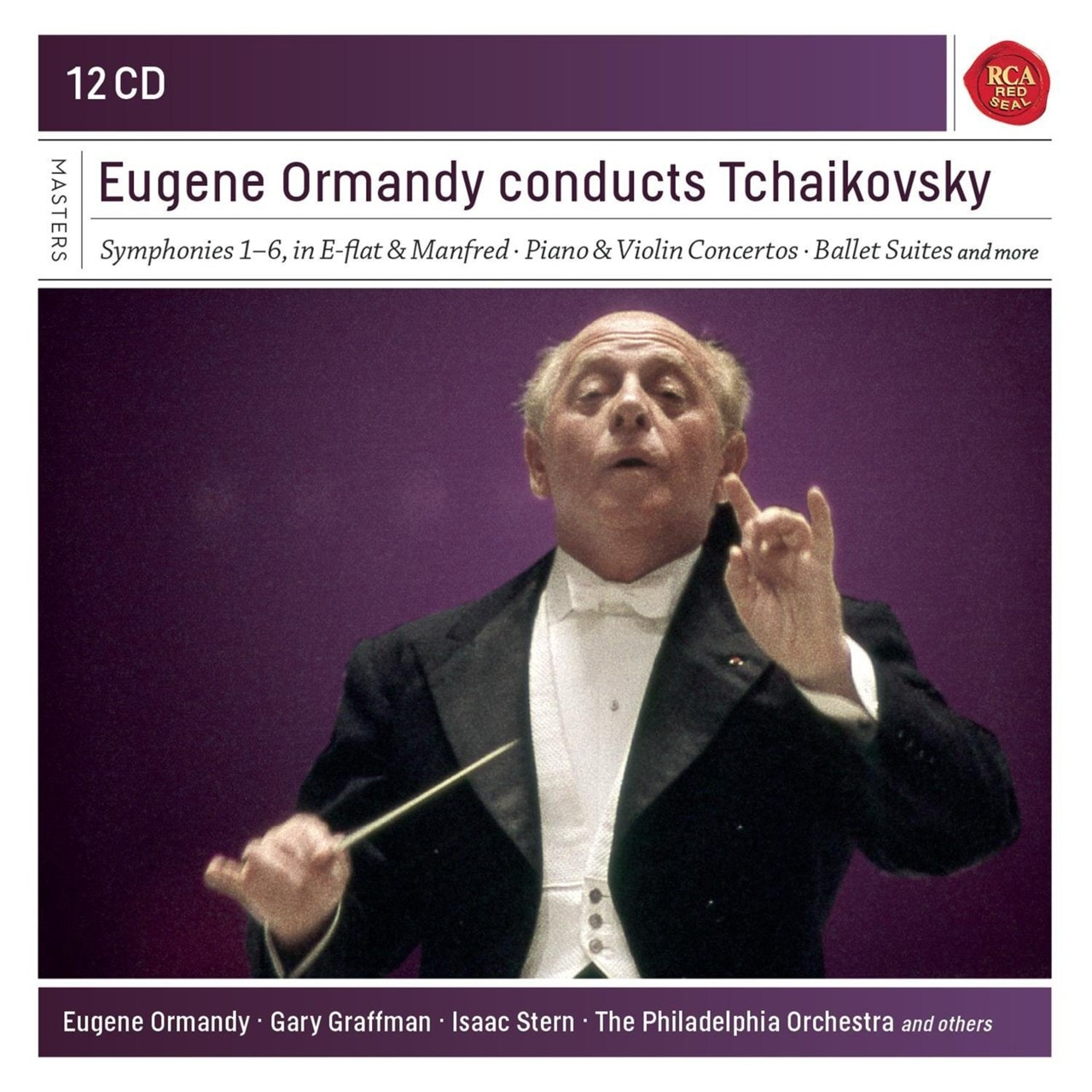 Eugene Ormandy Conducts Tchaikovsky - 1